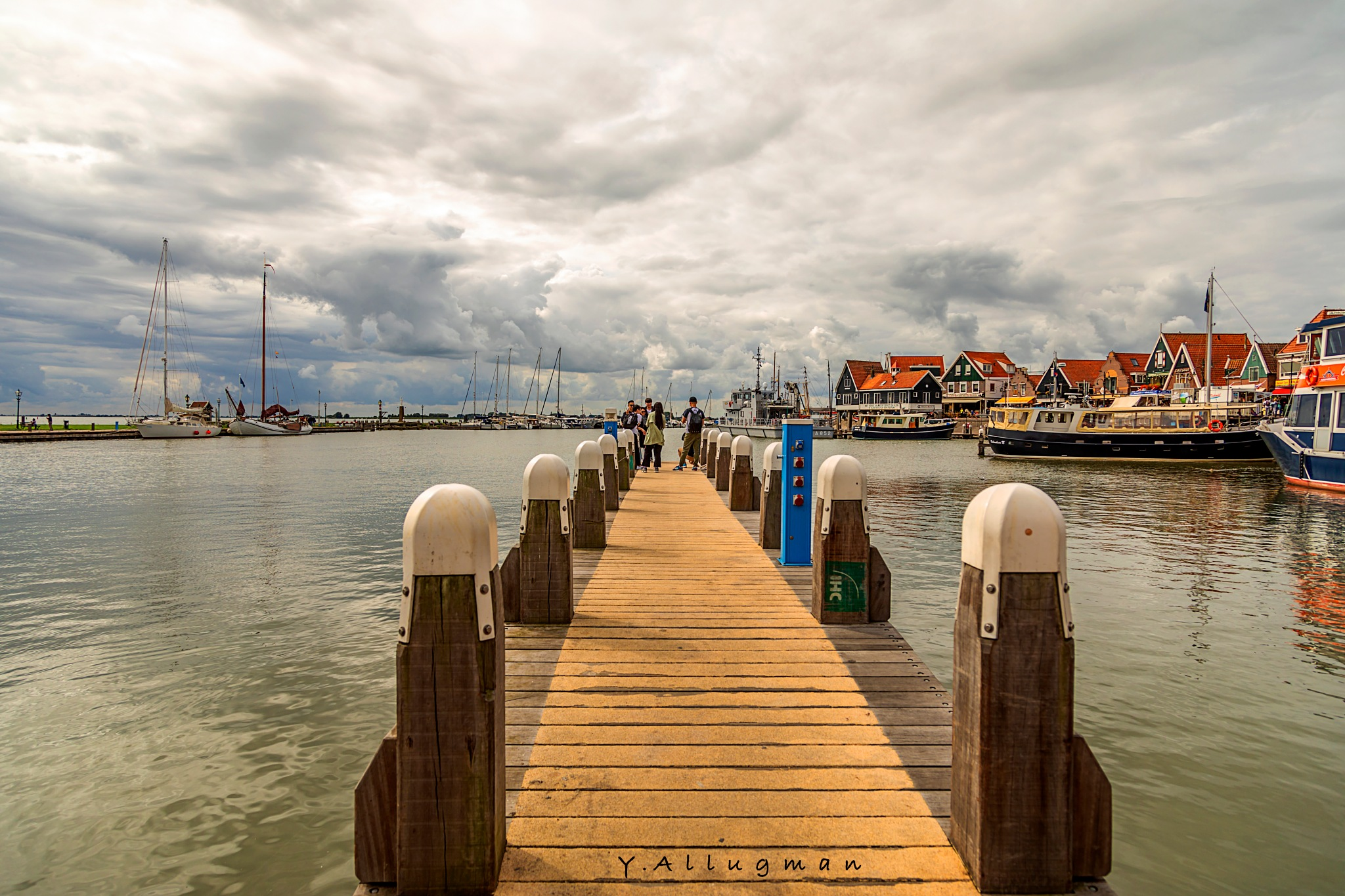 Amsterdam-19 by Y.Allugman