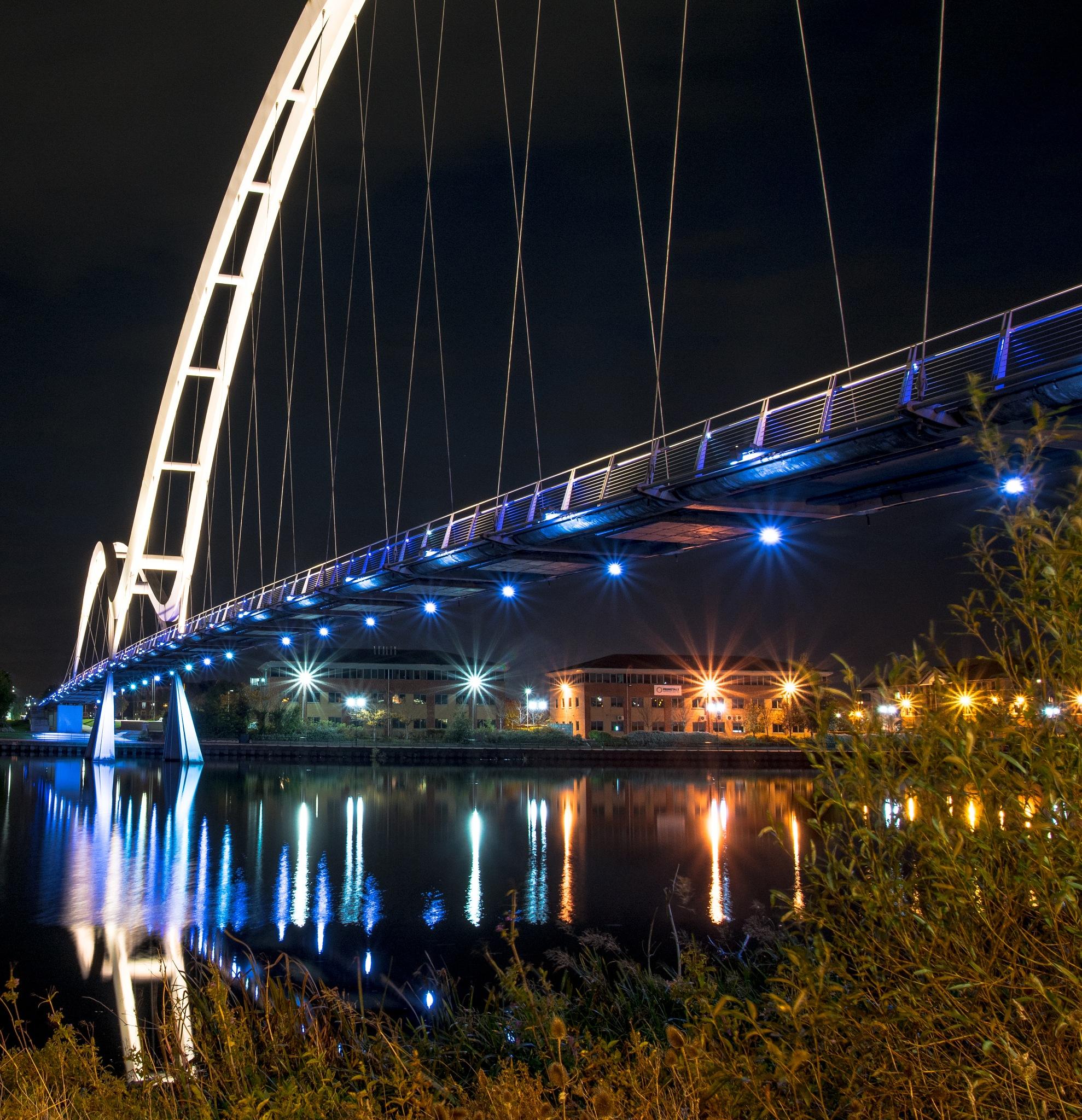 A bridge too far! by Neil Sheldon
