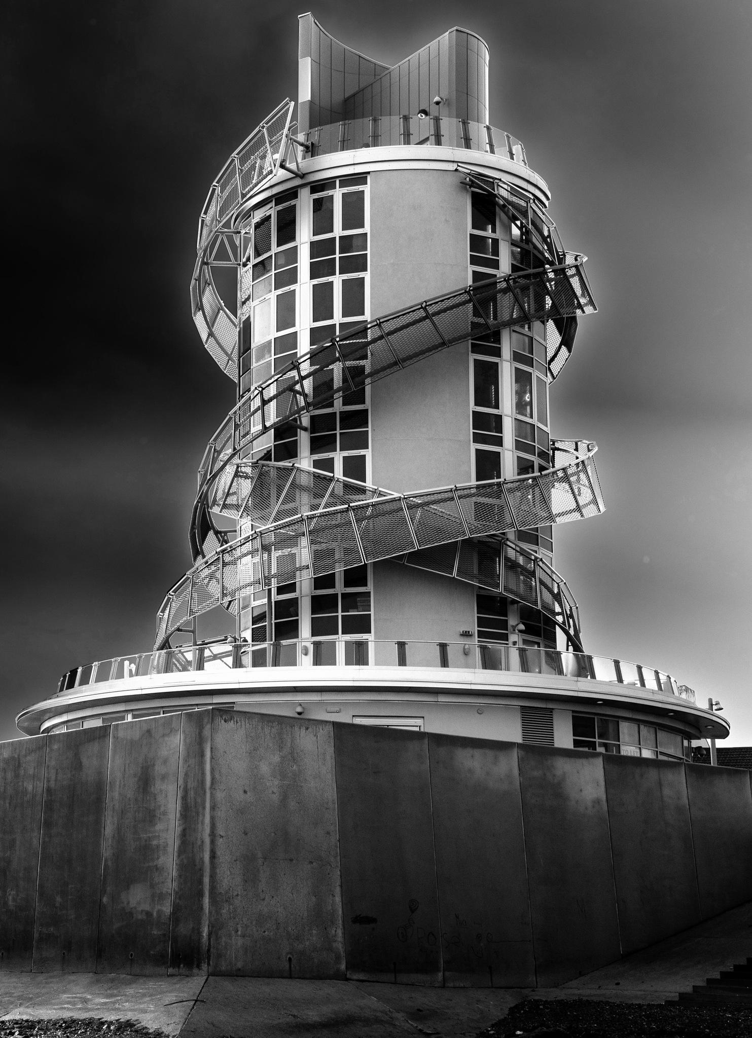 Redcar Beacon by Neil Sheldon