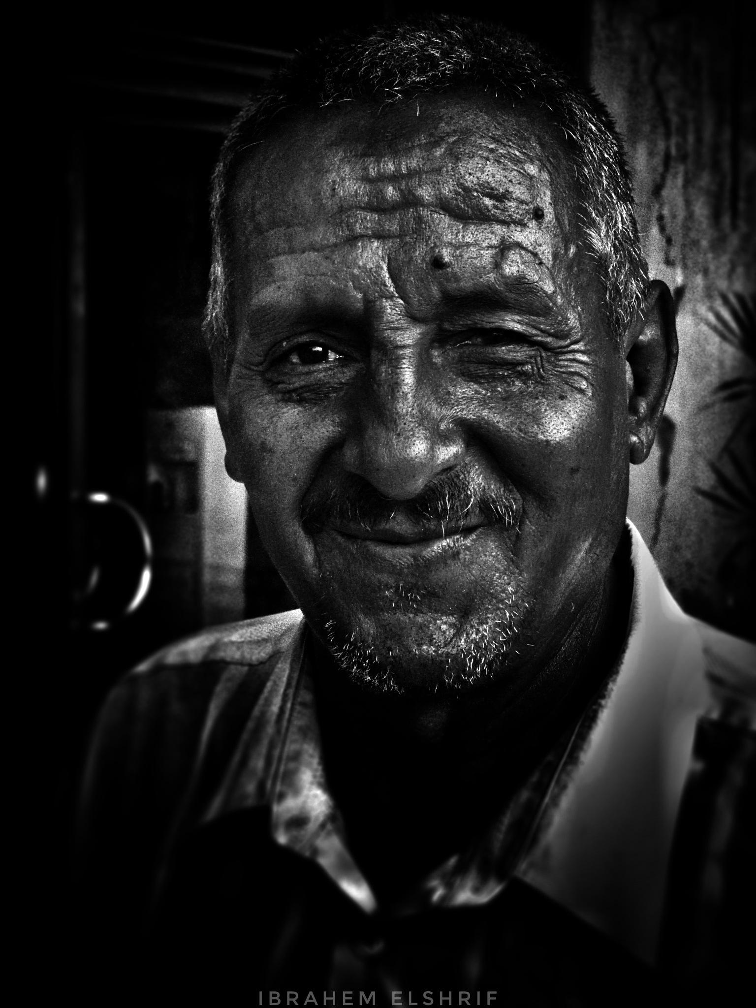 #portrait #black&whait by ibrahembeka