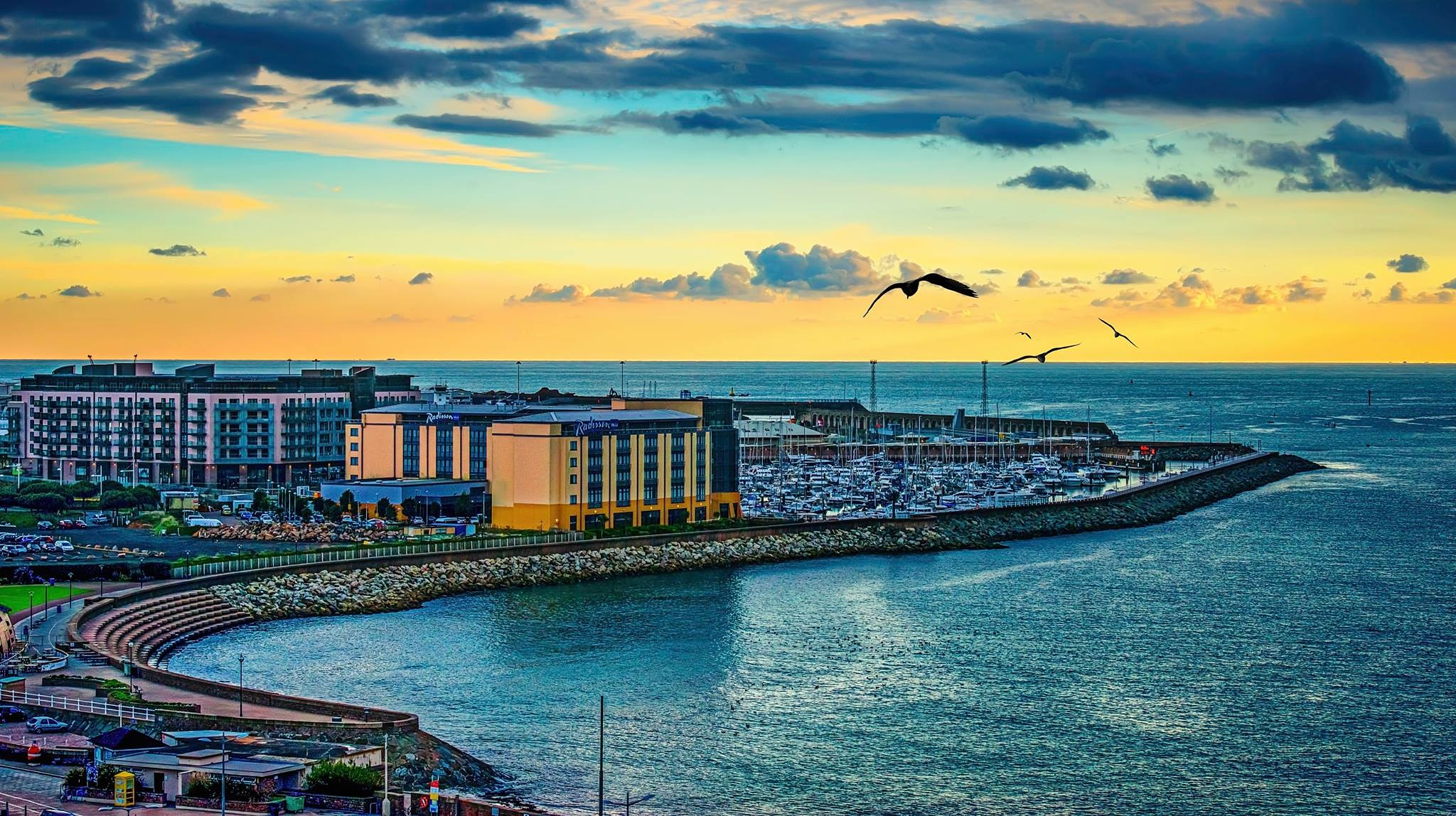 on the waterfront by Alan Pryor