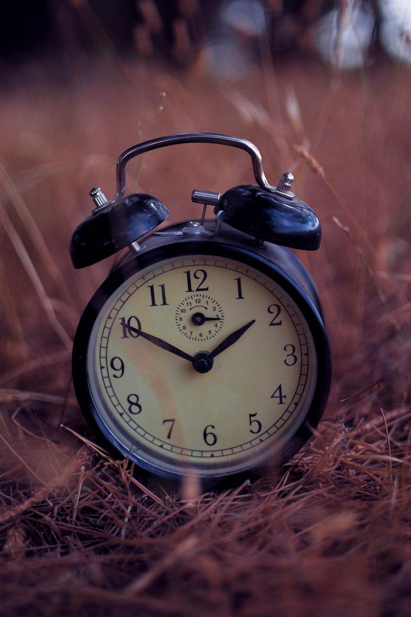 Time by Abdo Rezigua
