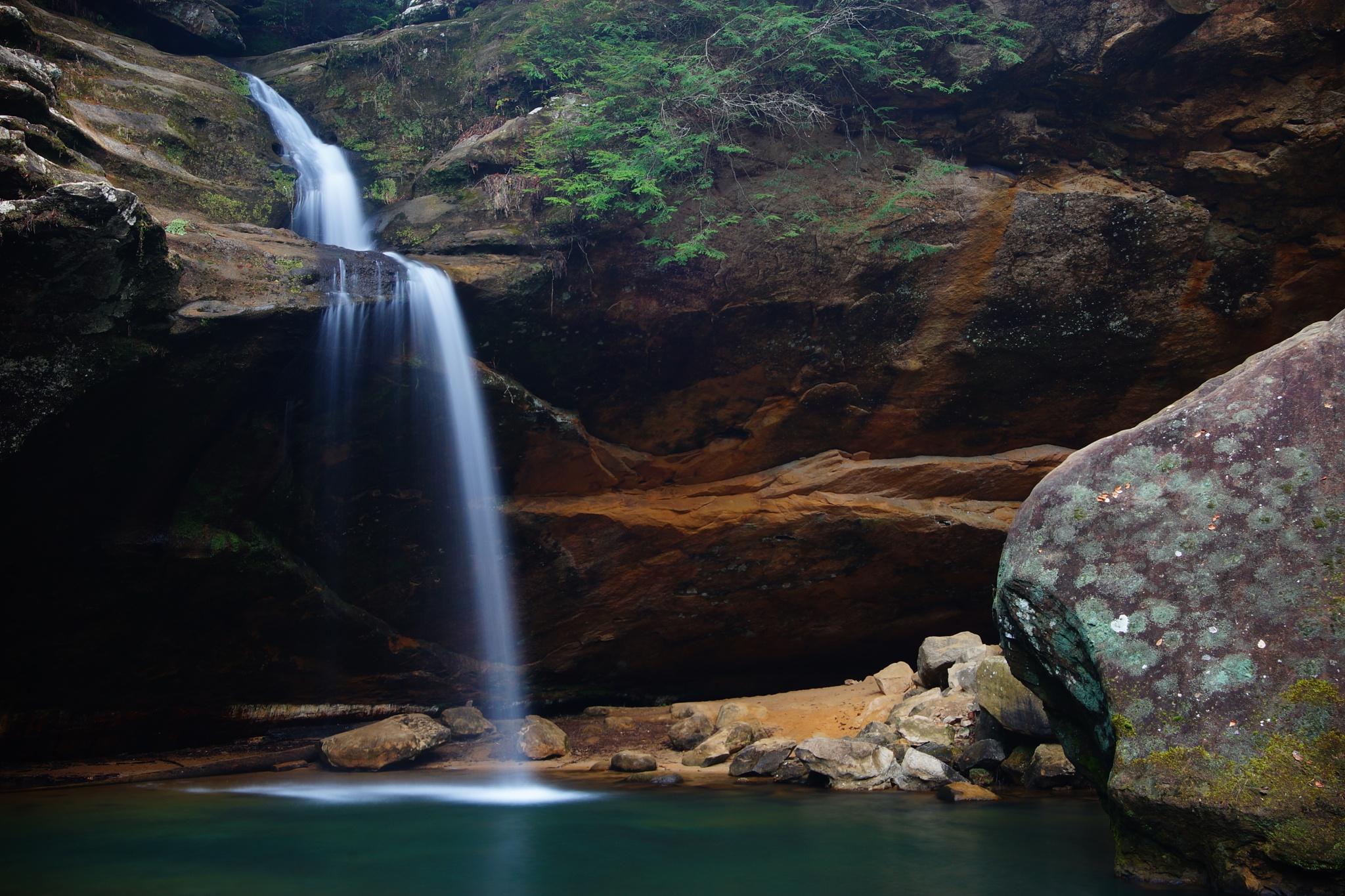 Lower Falls by craig koteles