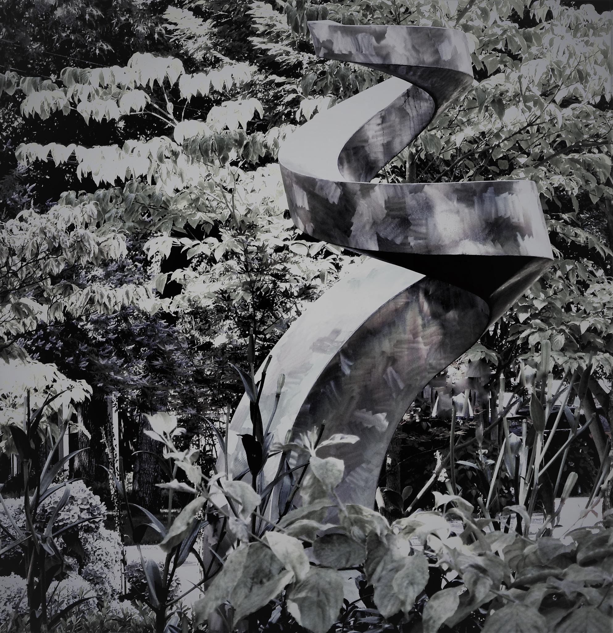 Sculpture by Susan Harrison