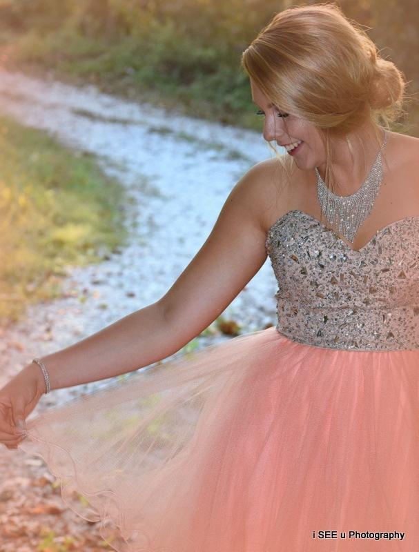 I feel pretty by Amanda Carter