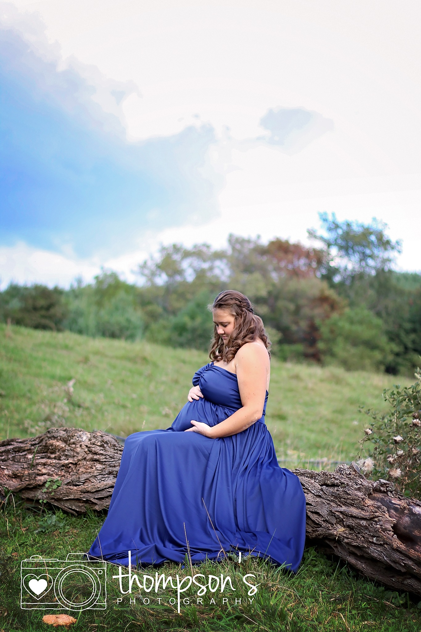 Miss C's maternity session by AngieThompson