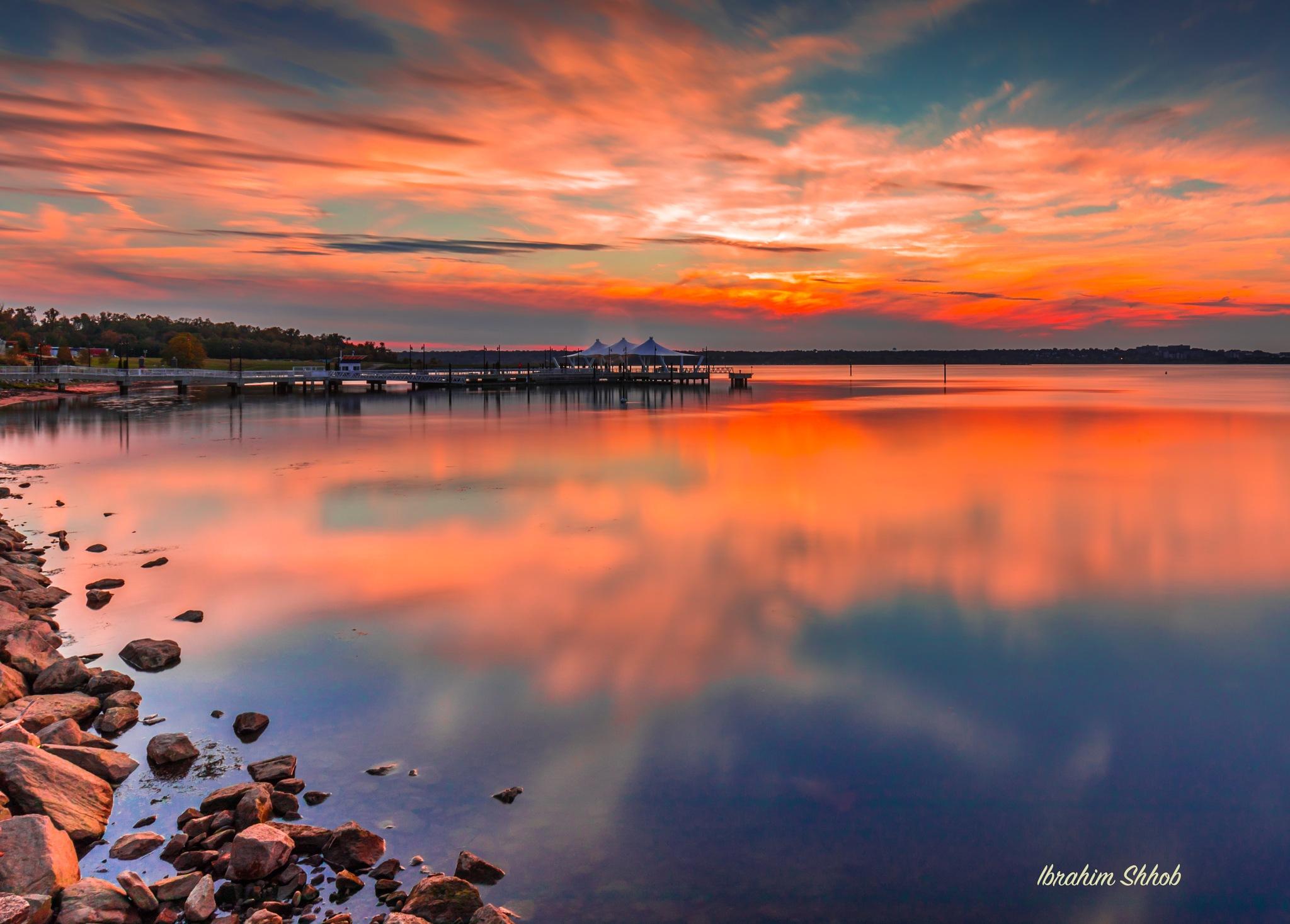 National Harbor by Ibrahim shhob
