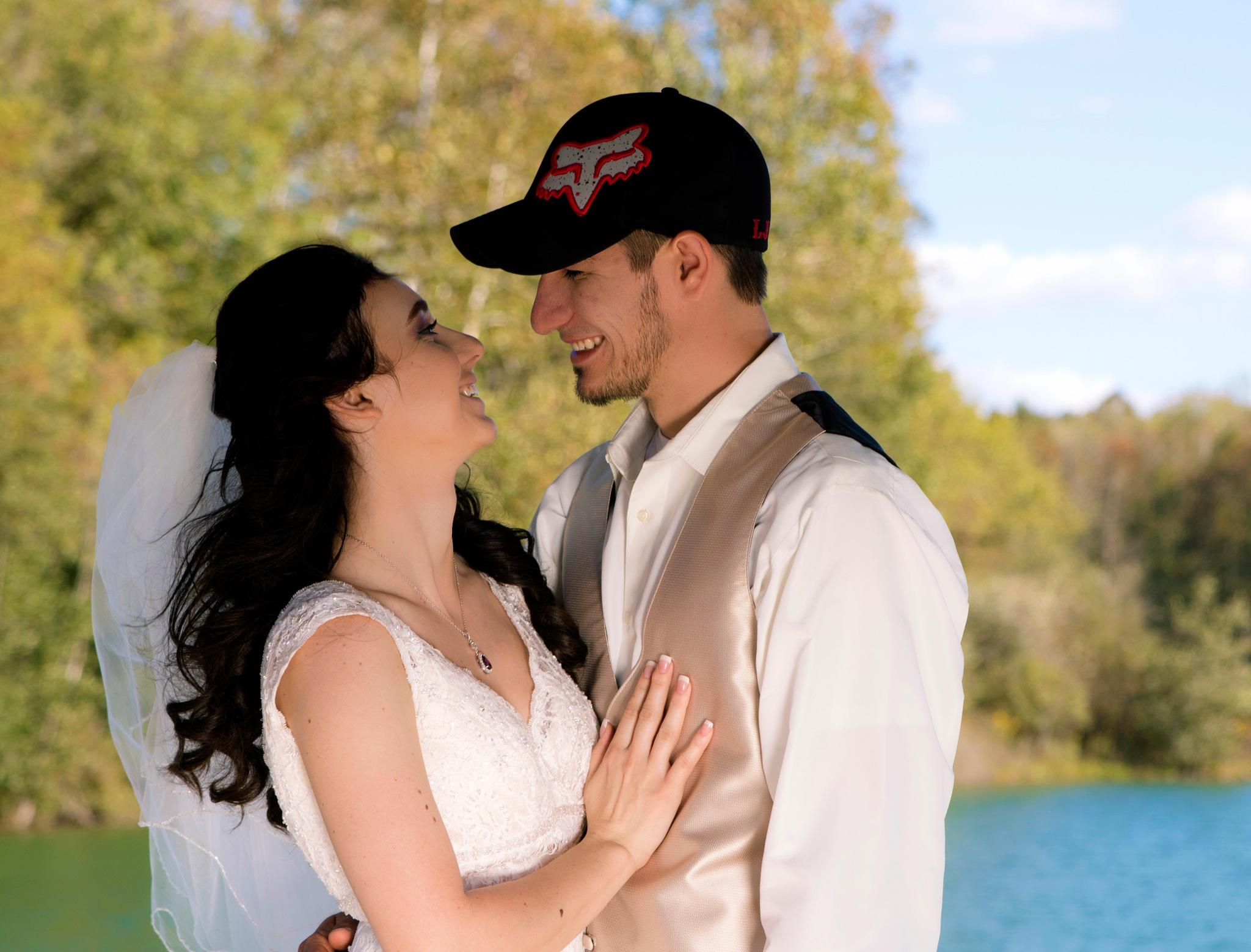 Mr. & Mrs. Kyer by Tiffany Bumgardner