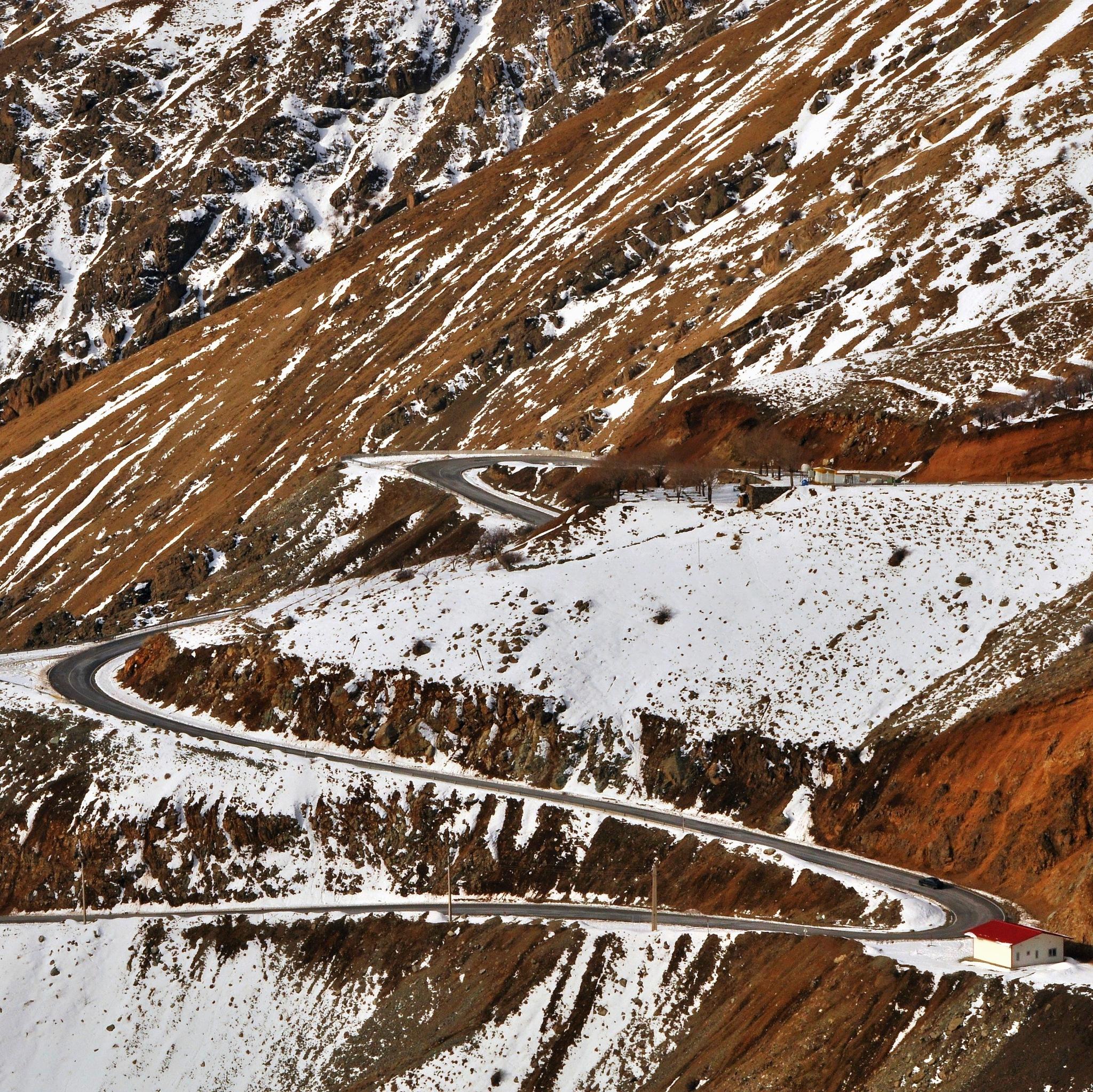 THE ROAD by Shahdad Farsadfar