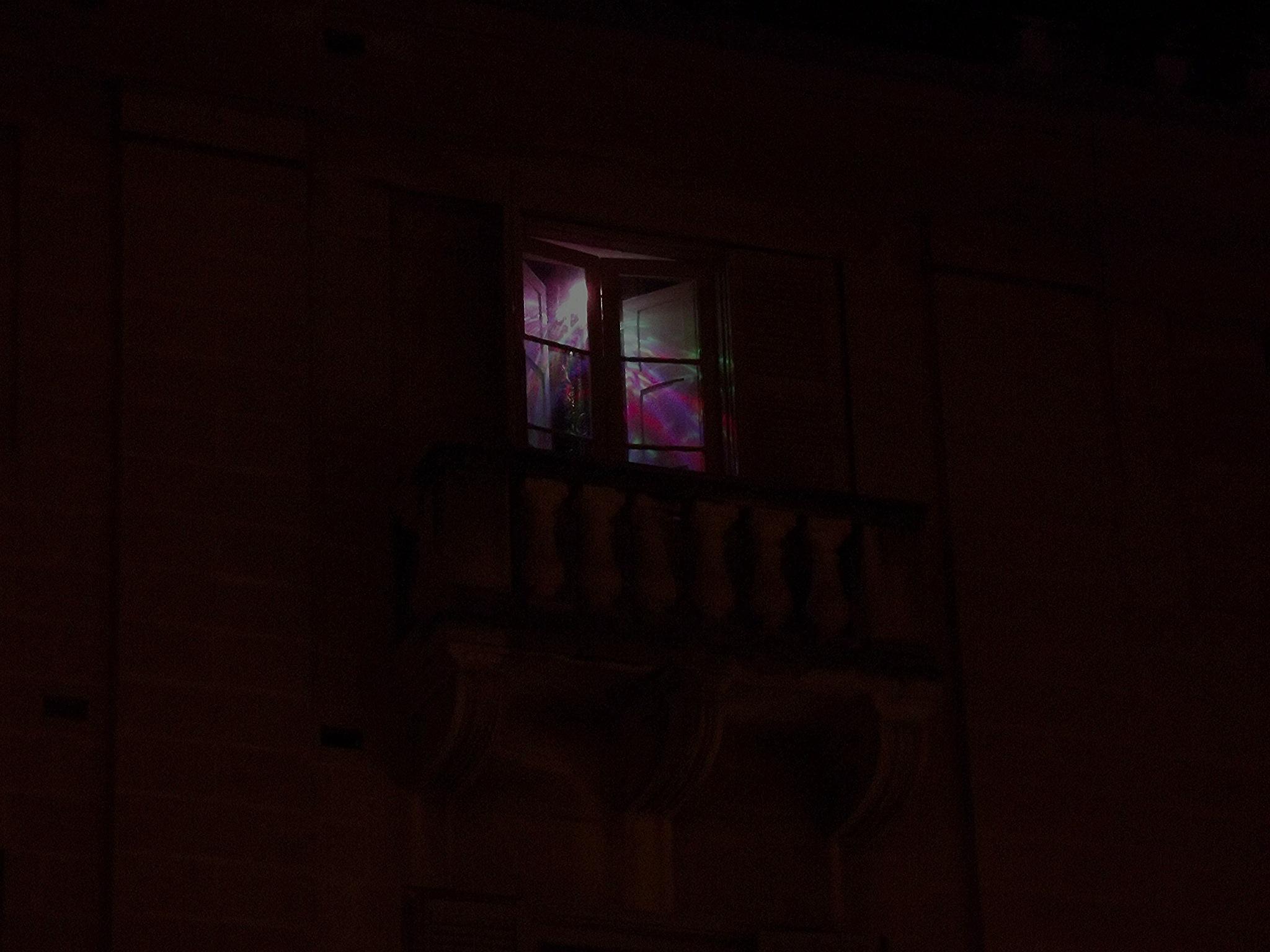 The balcony by Jorge Giro
