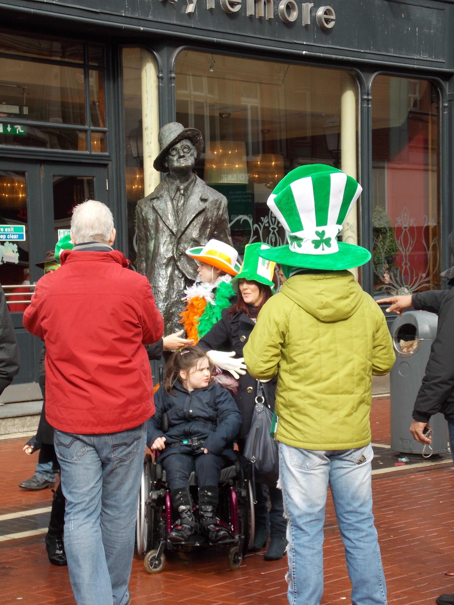 James Joyce & Dublin by Jorge Giro