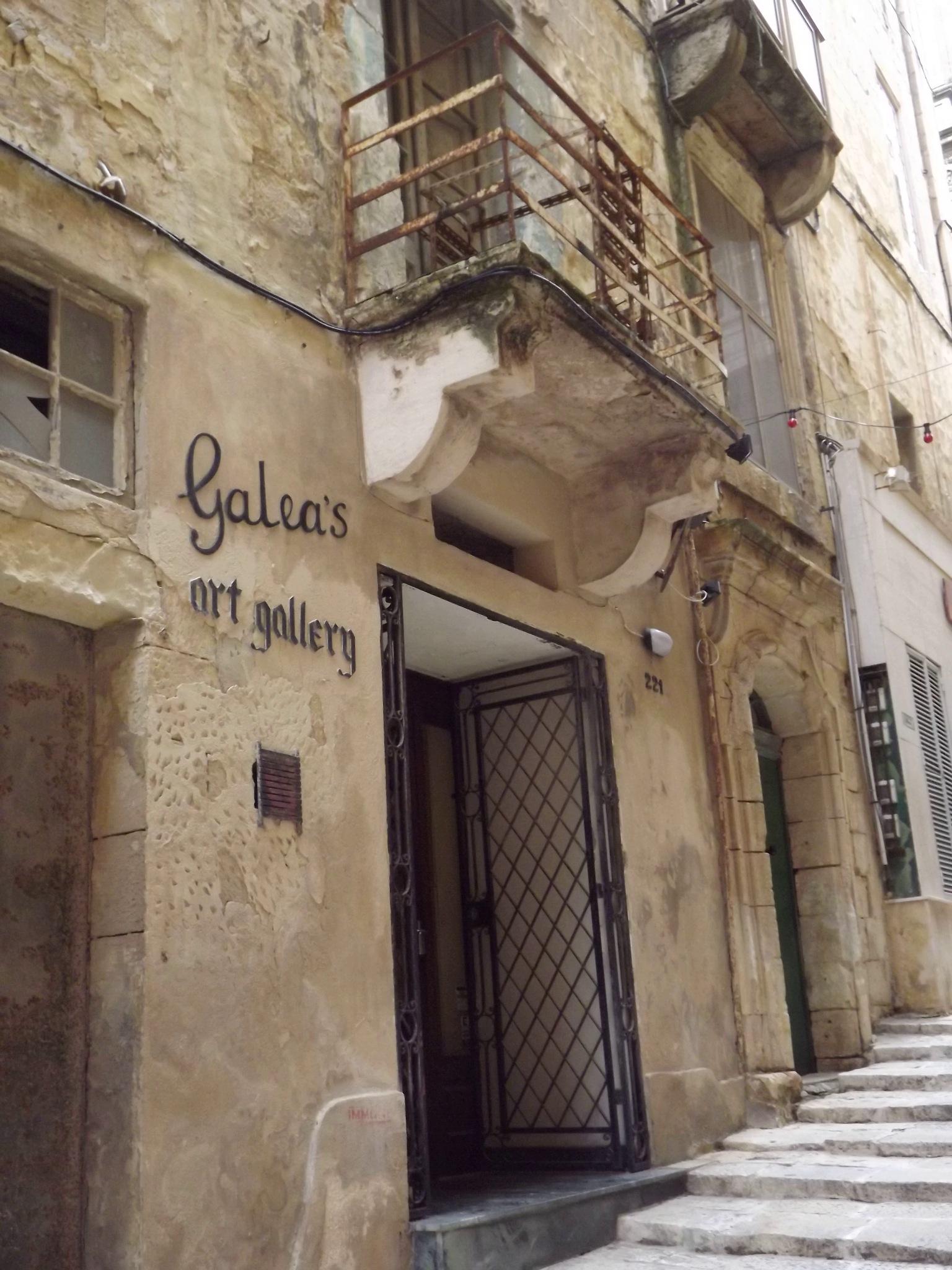 Art Galleries by Jorge Giro