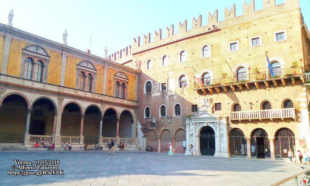 Verona, Italy by Alfonso Palumbo
