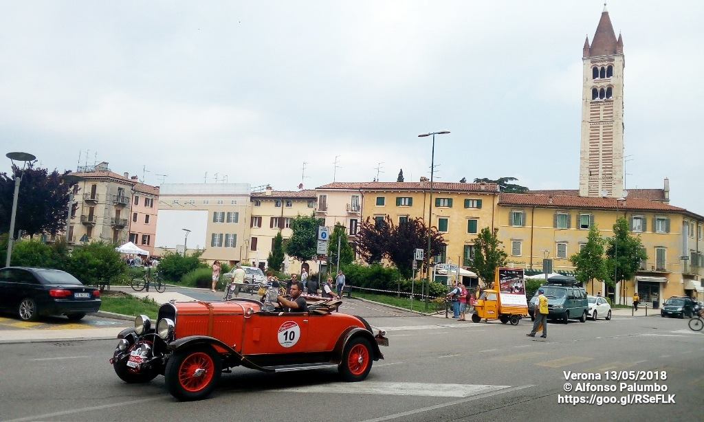 Oldtimer Rally by Alfonso Palumbo