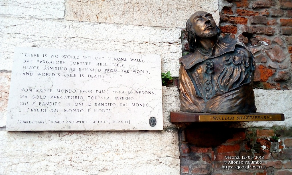 Shakespeare - Romeo & Juliet by Alfonso Palumbo