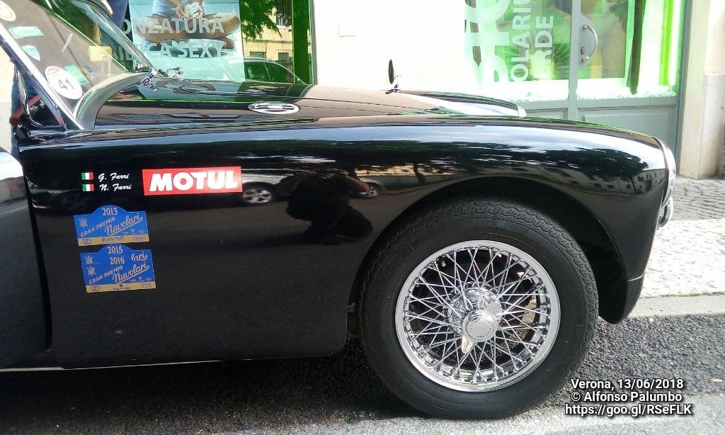 Classic Car by Alfonso Palumbo
