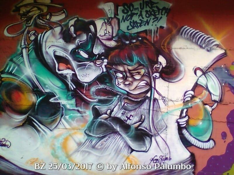 Grafiti by Alfonso Palumbo