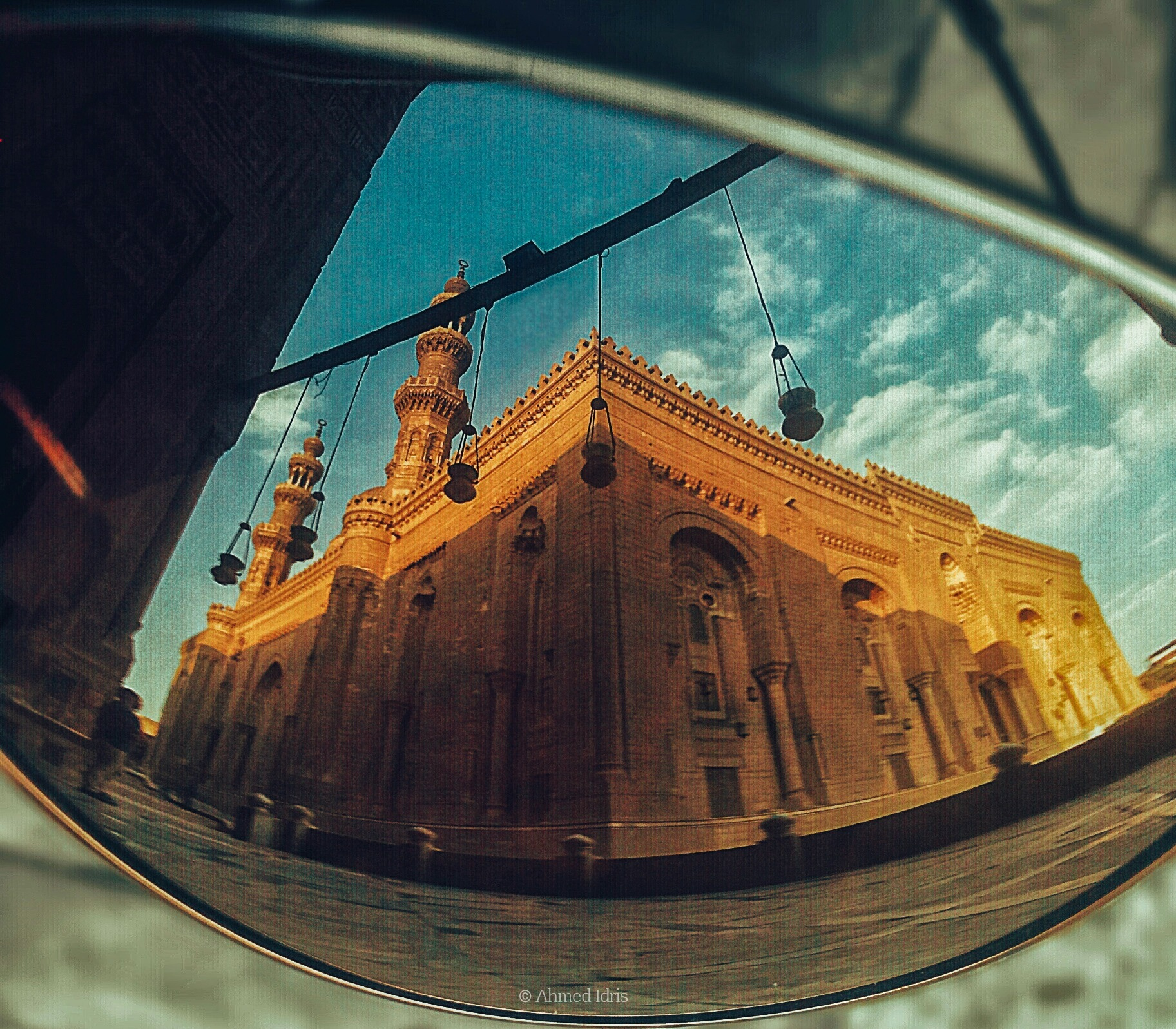 Reflection  by Ahmed Idris