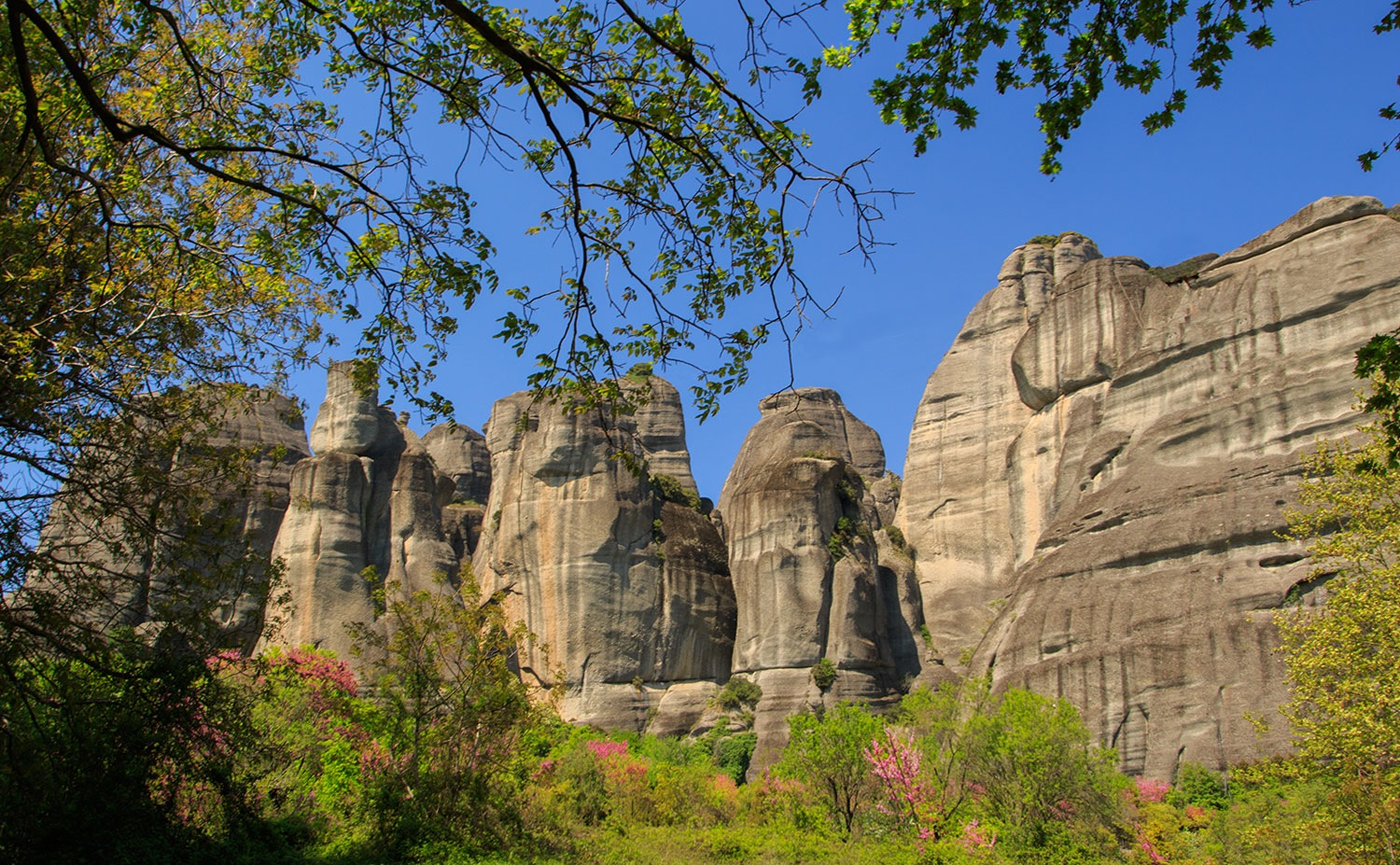 Meteora the miracle of nature!!!  by Sotiris Siomis