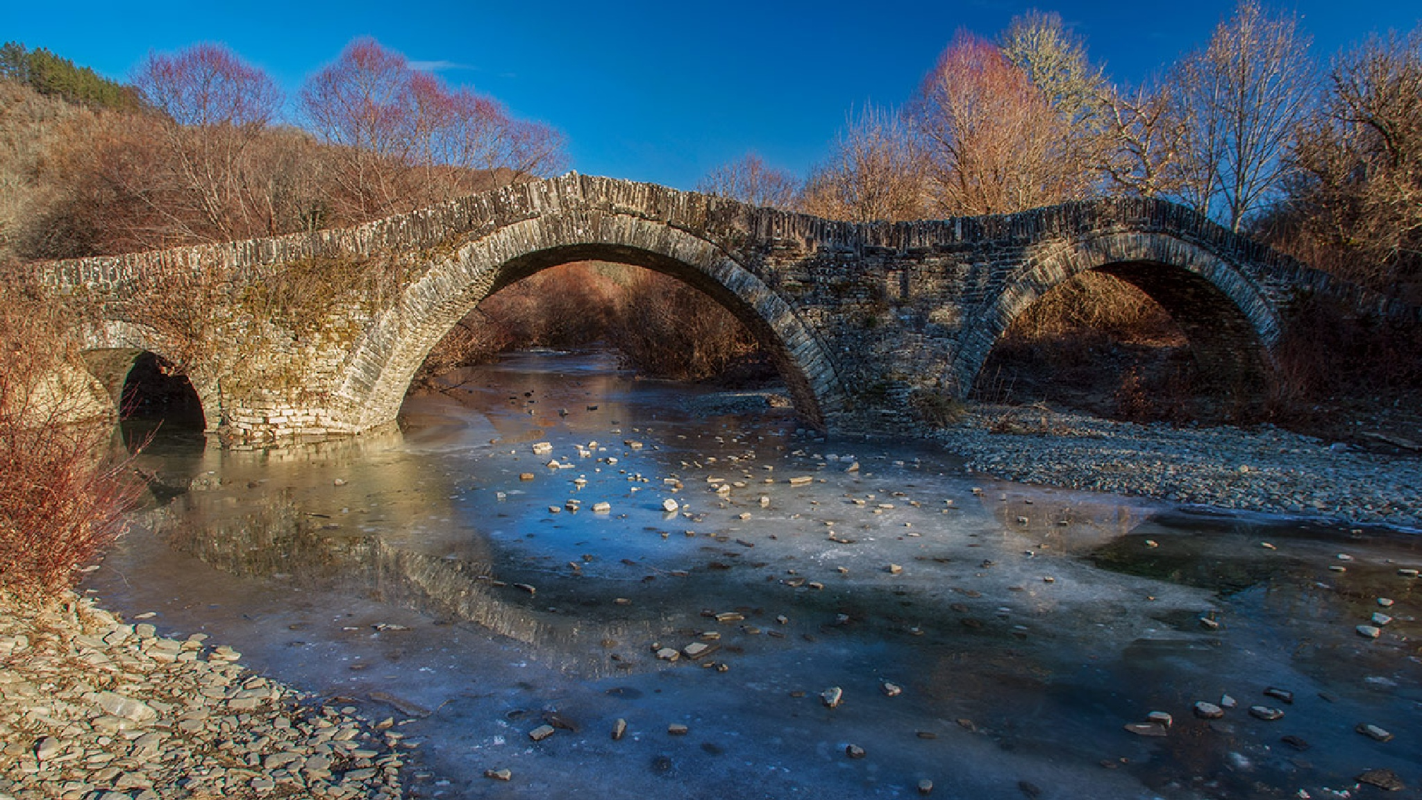 Bridges of love  bring people and cultures together!!! by Sotiris Siomis