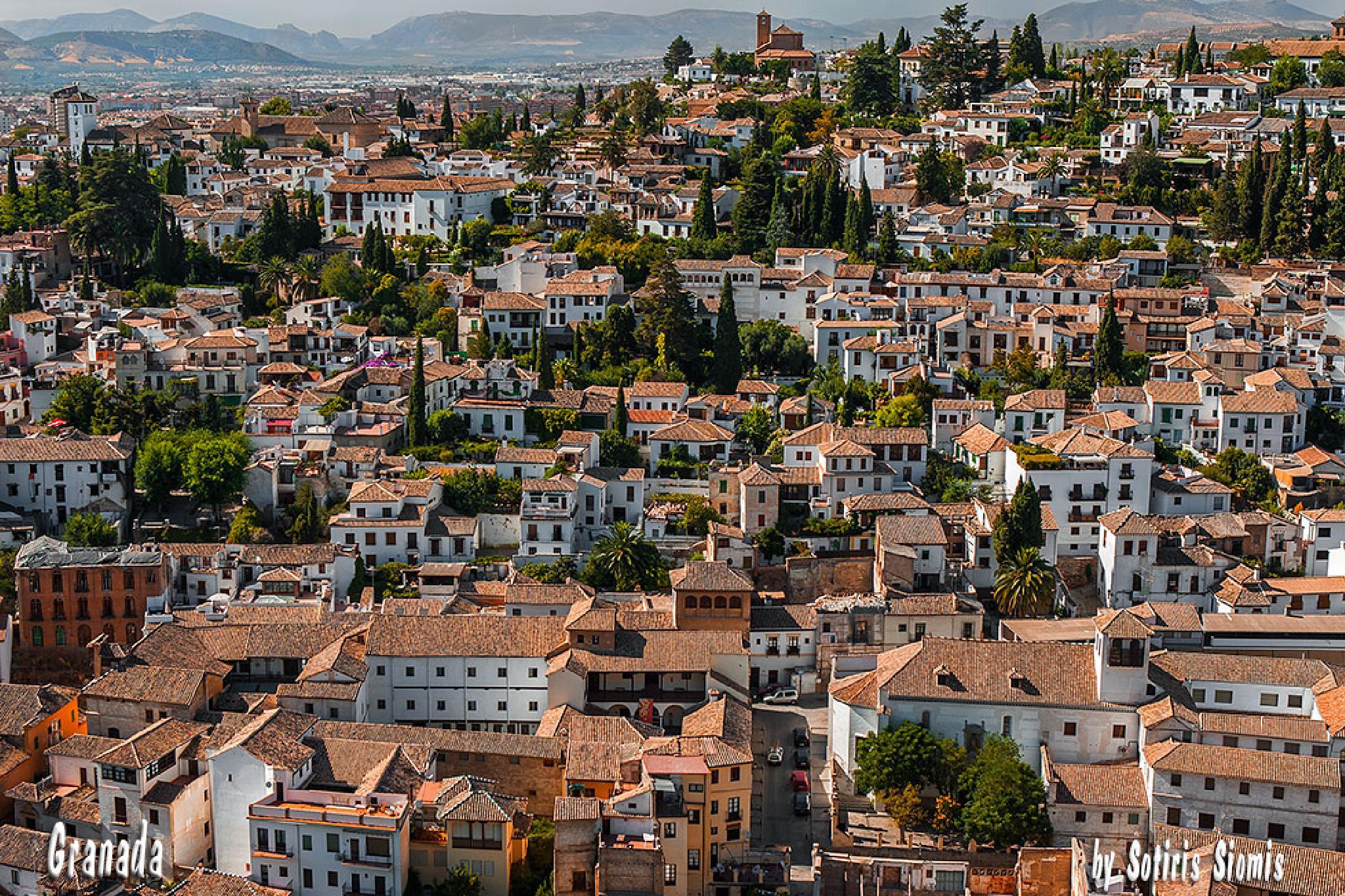 Photo in Travel #granada #spain #andalusia #sierra nevada