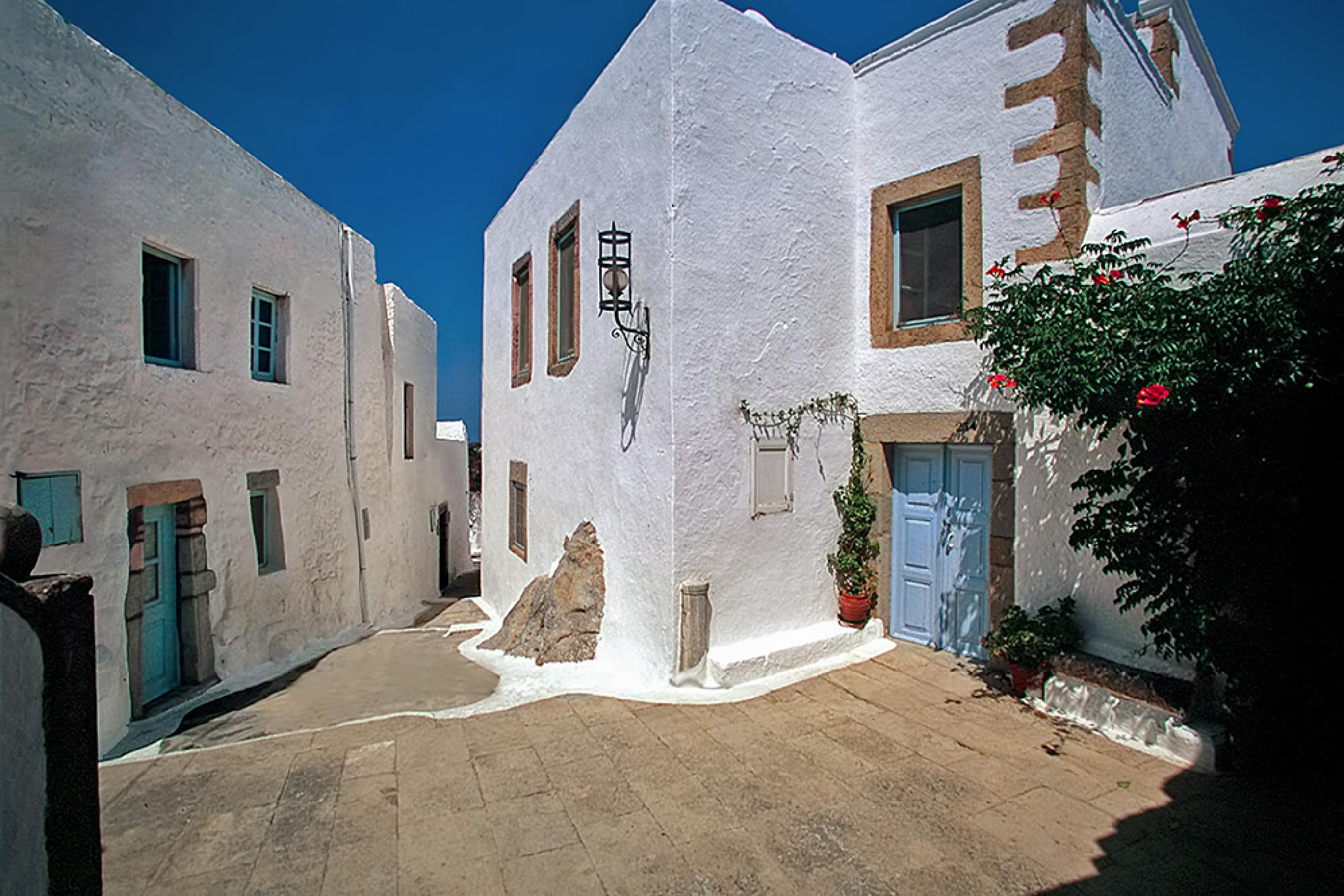 Patmos Island by Sotiris Siomis