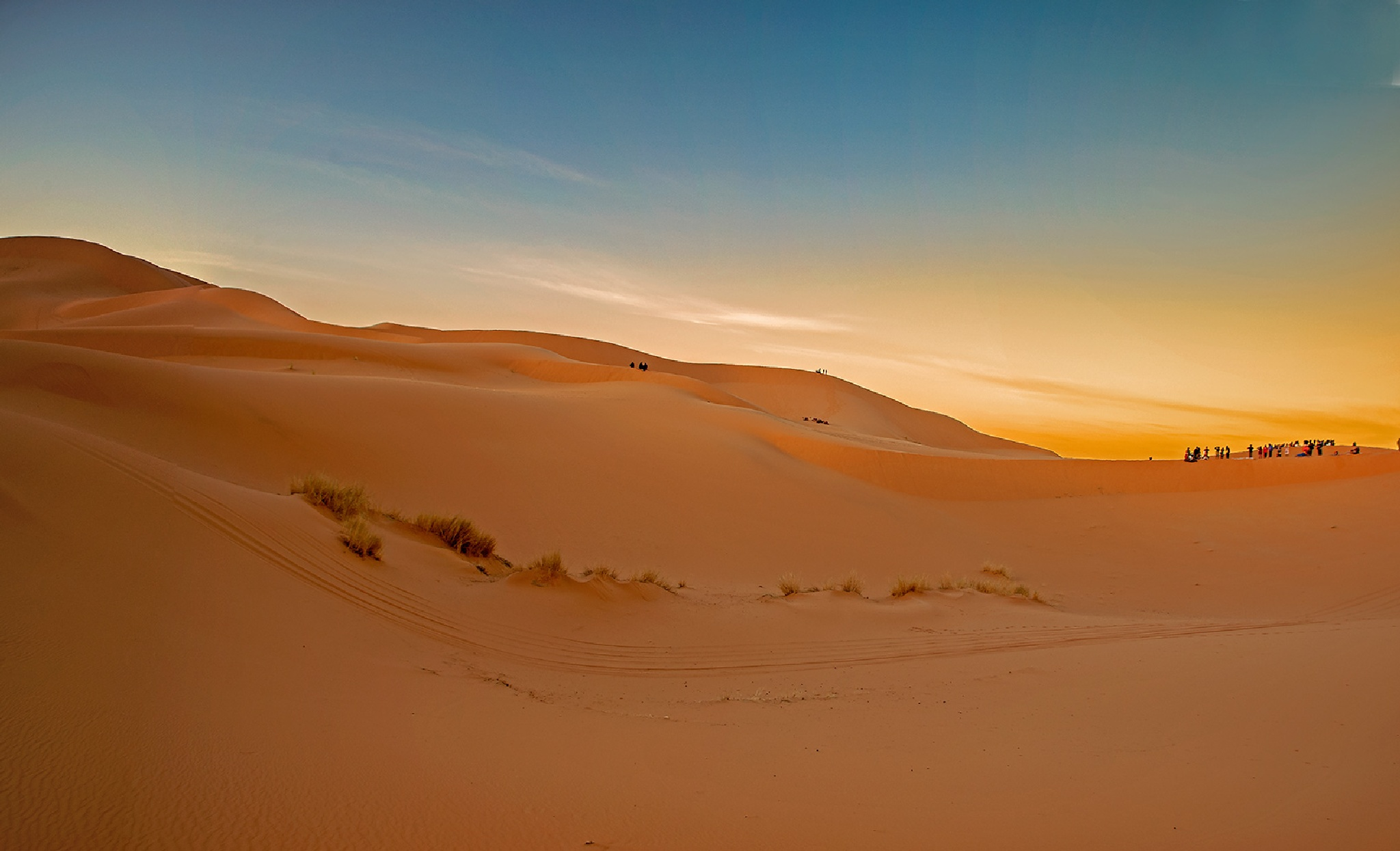 The best way to go through a desert is to cross it!!! by Sotiris Siomis