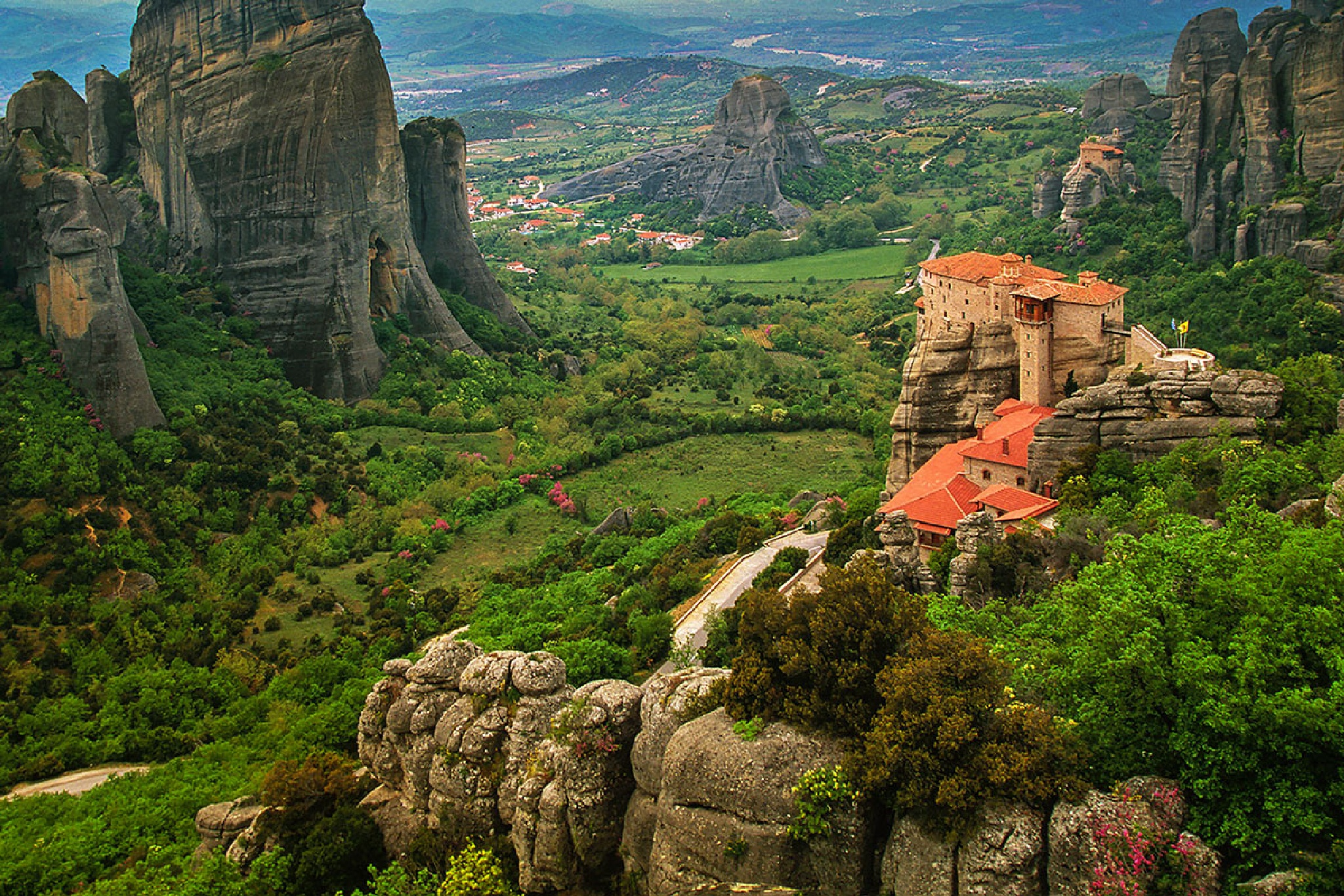 Meteora, all time classic!!! by Sotiris Siomis