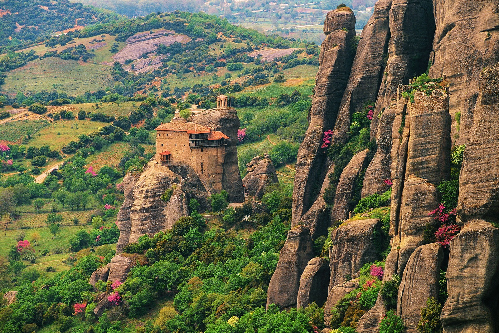 Meteora, a true miracle of nature!!! by Sotiris Siomis