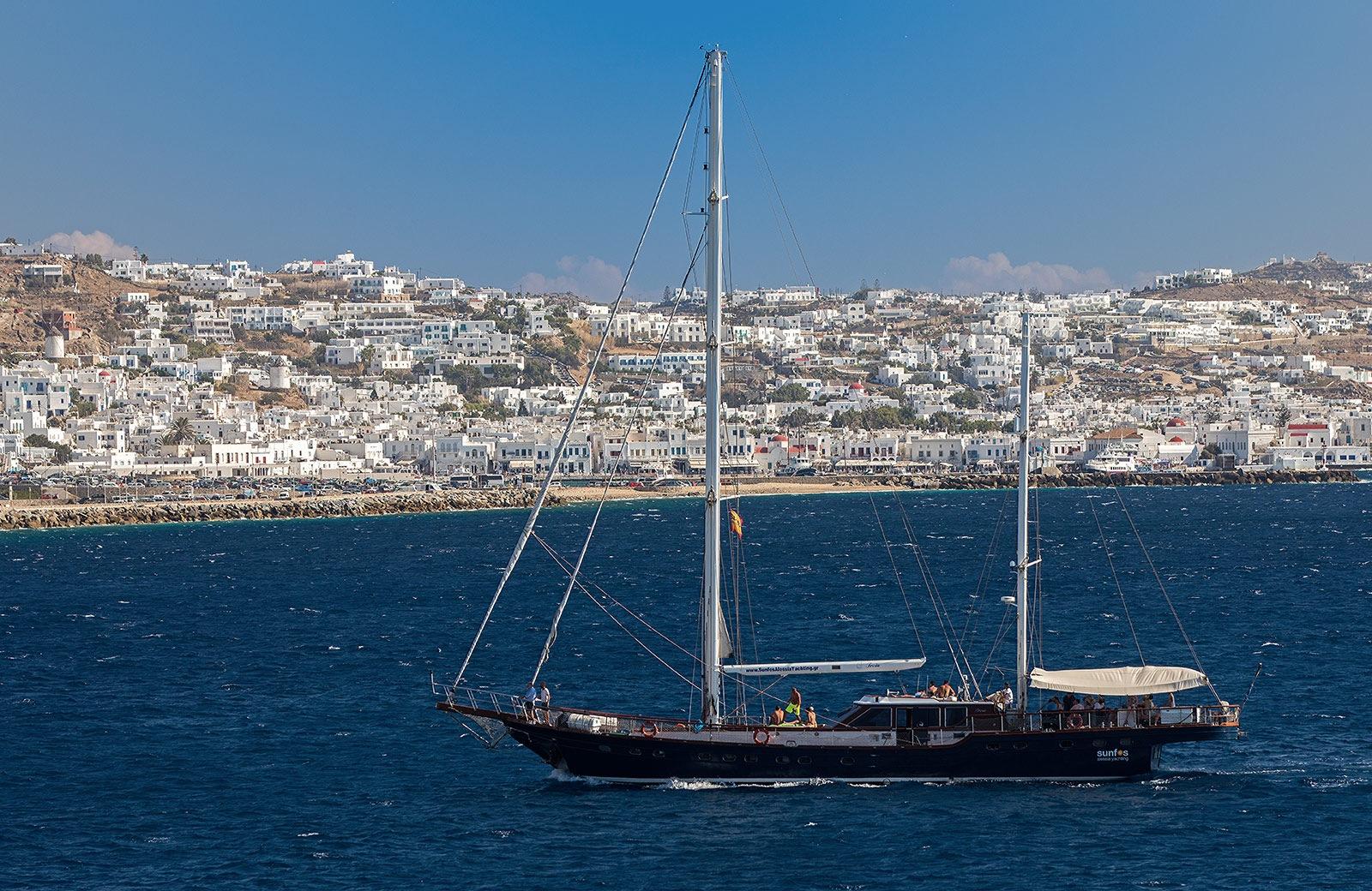 Mykonos the diamond of the Aegean!!!! by Sotiris Siomis