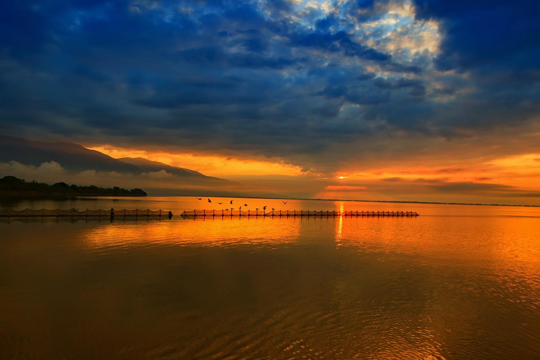 Magical Sunrise , lake Kerkini!!! by Sotiris Siomis