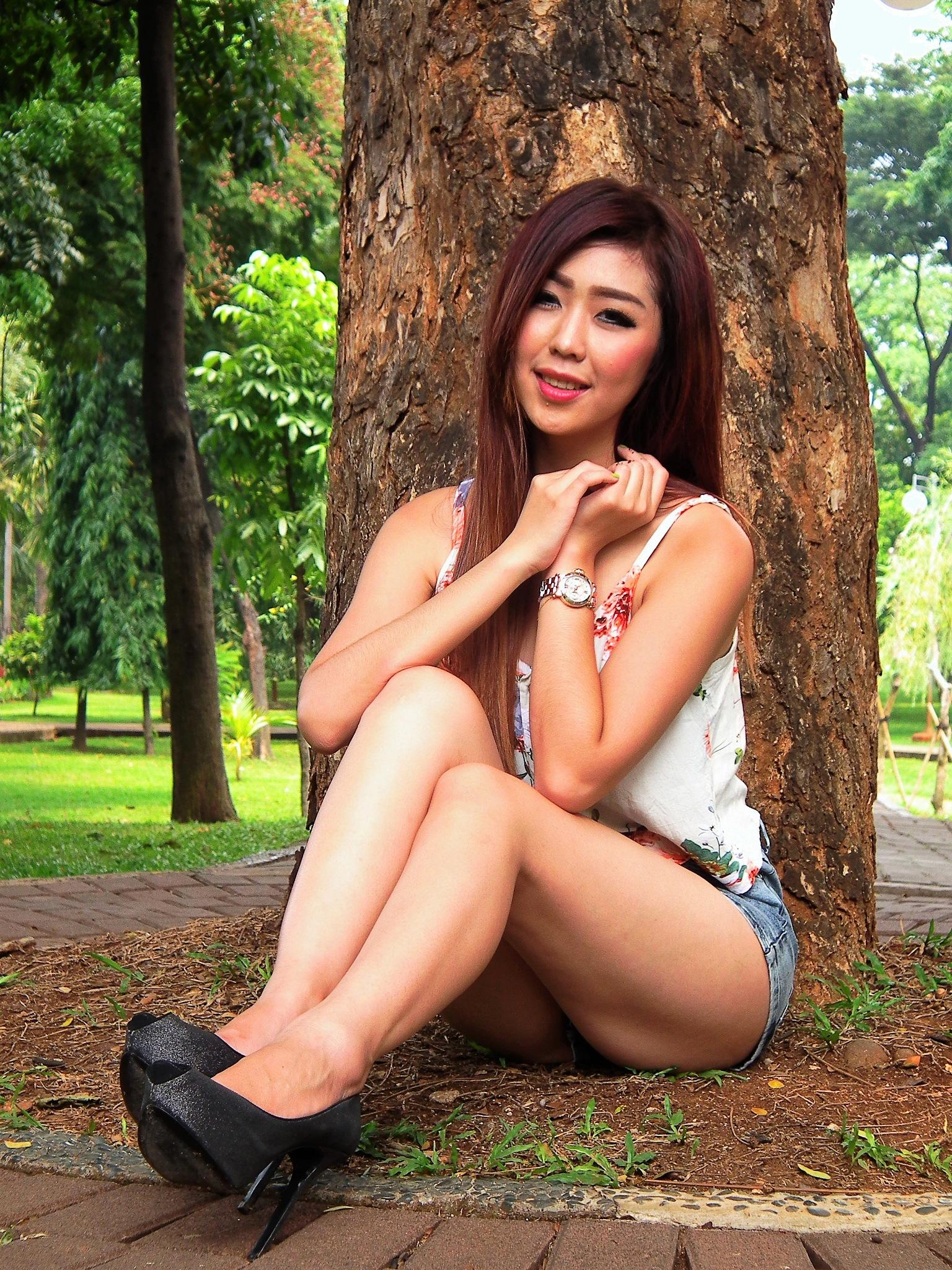 Brenda  by Agus Rizal