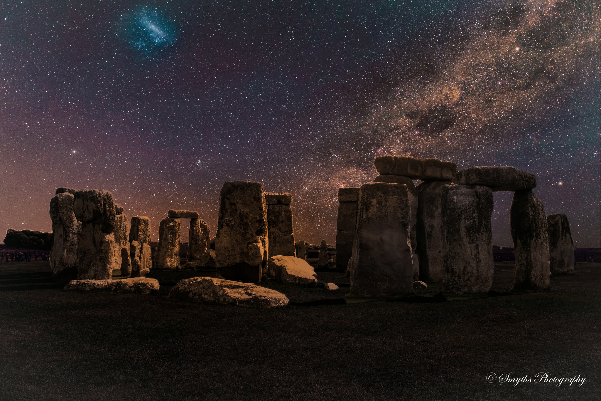 Stonehenge by Paul Smyth