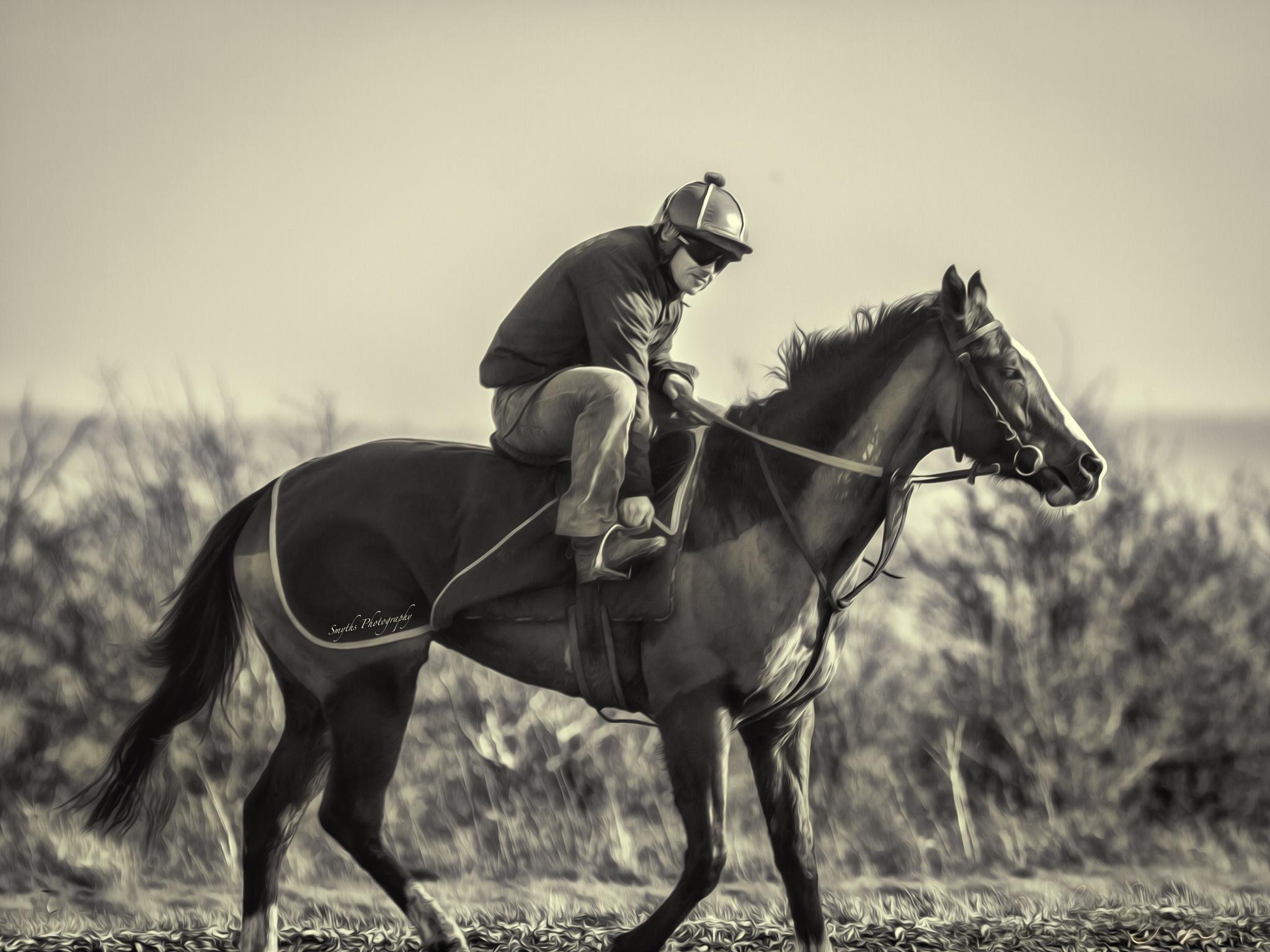 Photo in Random #horse #horse racing #jockey #uk #horses