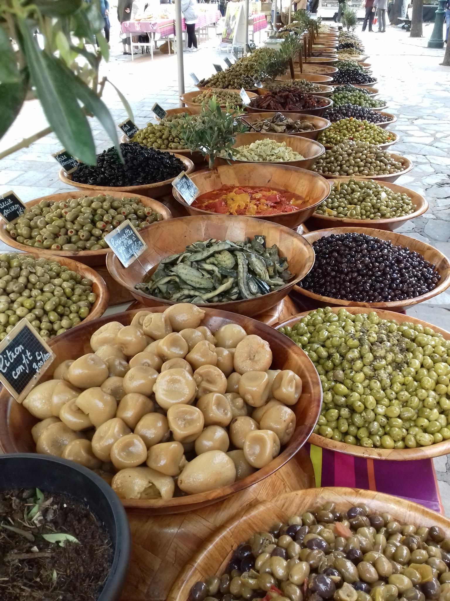 Ajaccio market by lambertxavbis