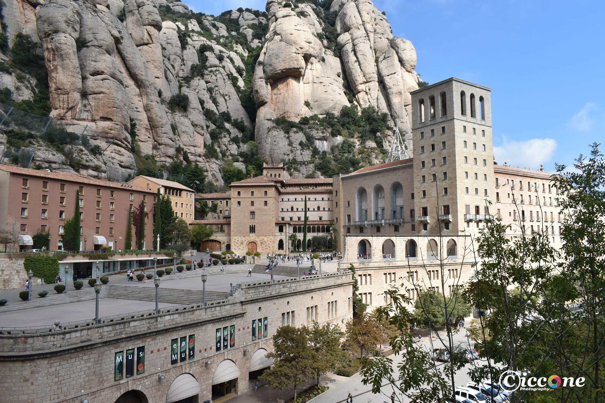 Montserrat Monestary  by Marc Ciccone