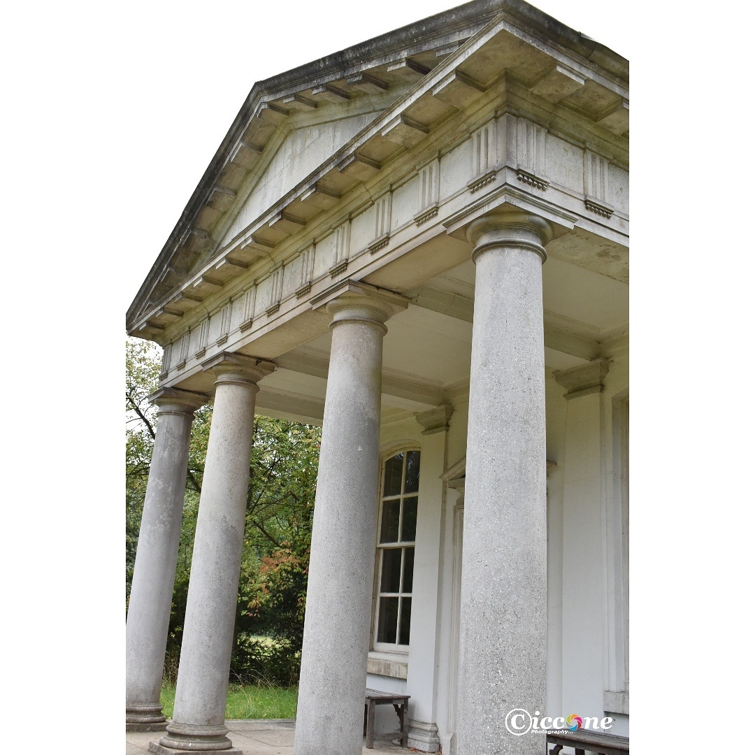 Osterley House National Trust  by Marc Ciccone