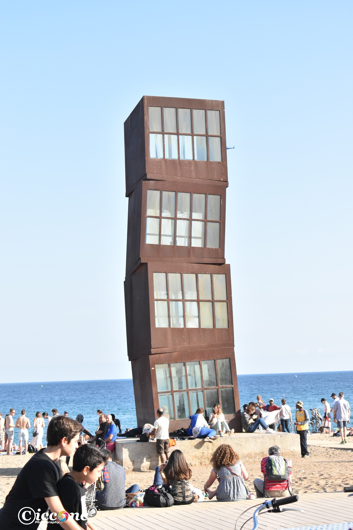 Barcelona Beach by Marc Ciccone