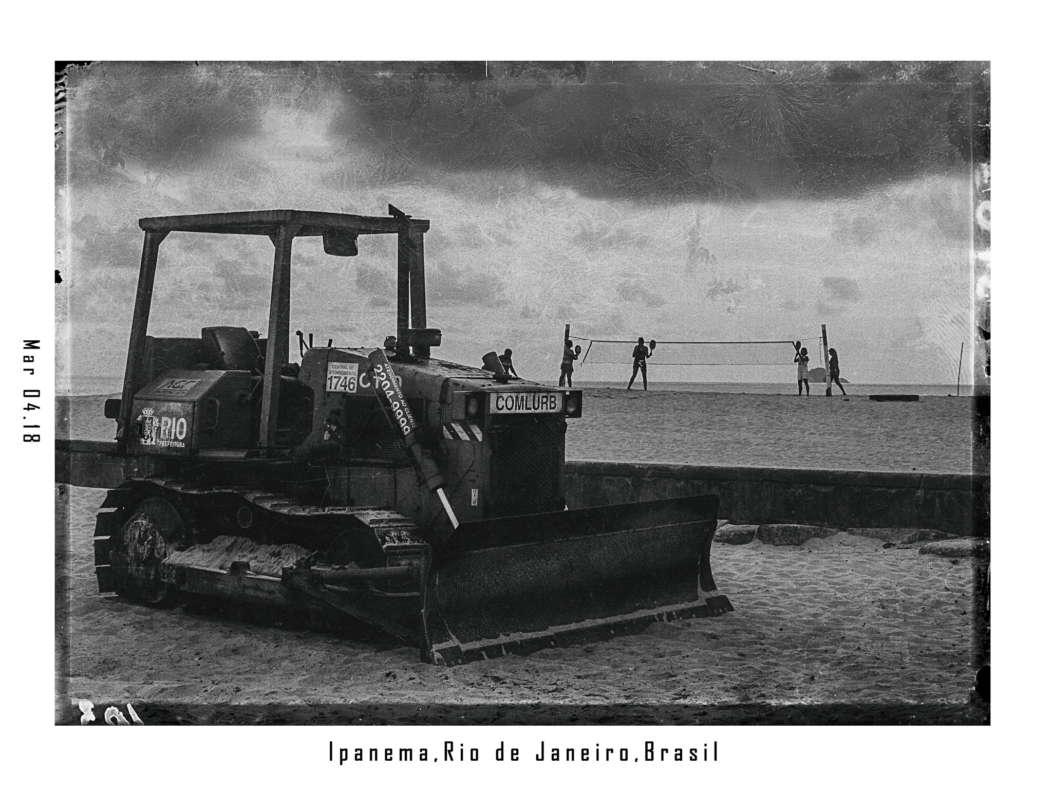 Rio Analógico by Marcus Menezes