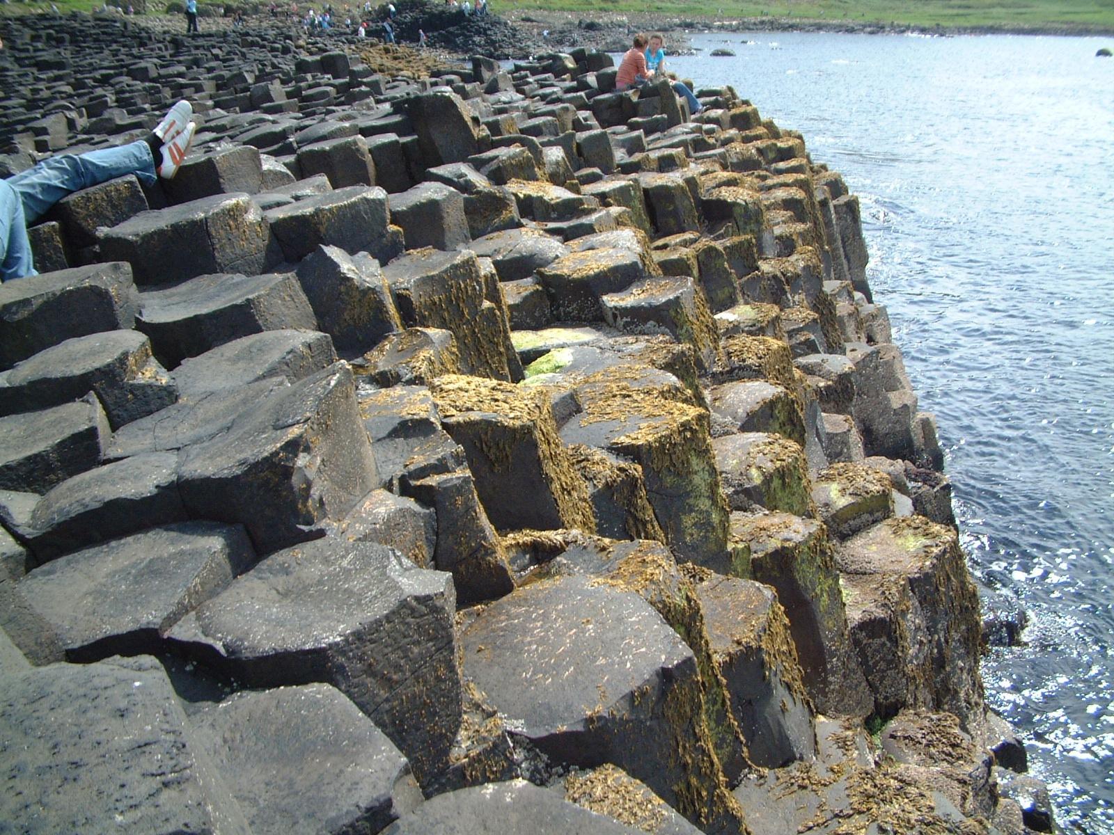 "Giant's Causeway 2 by George ""Ren"" Deane"