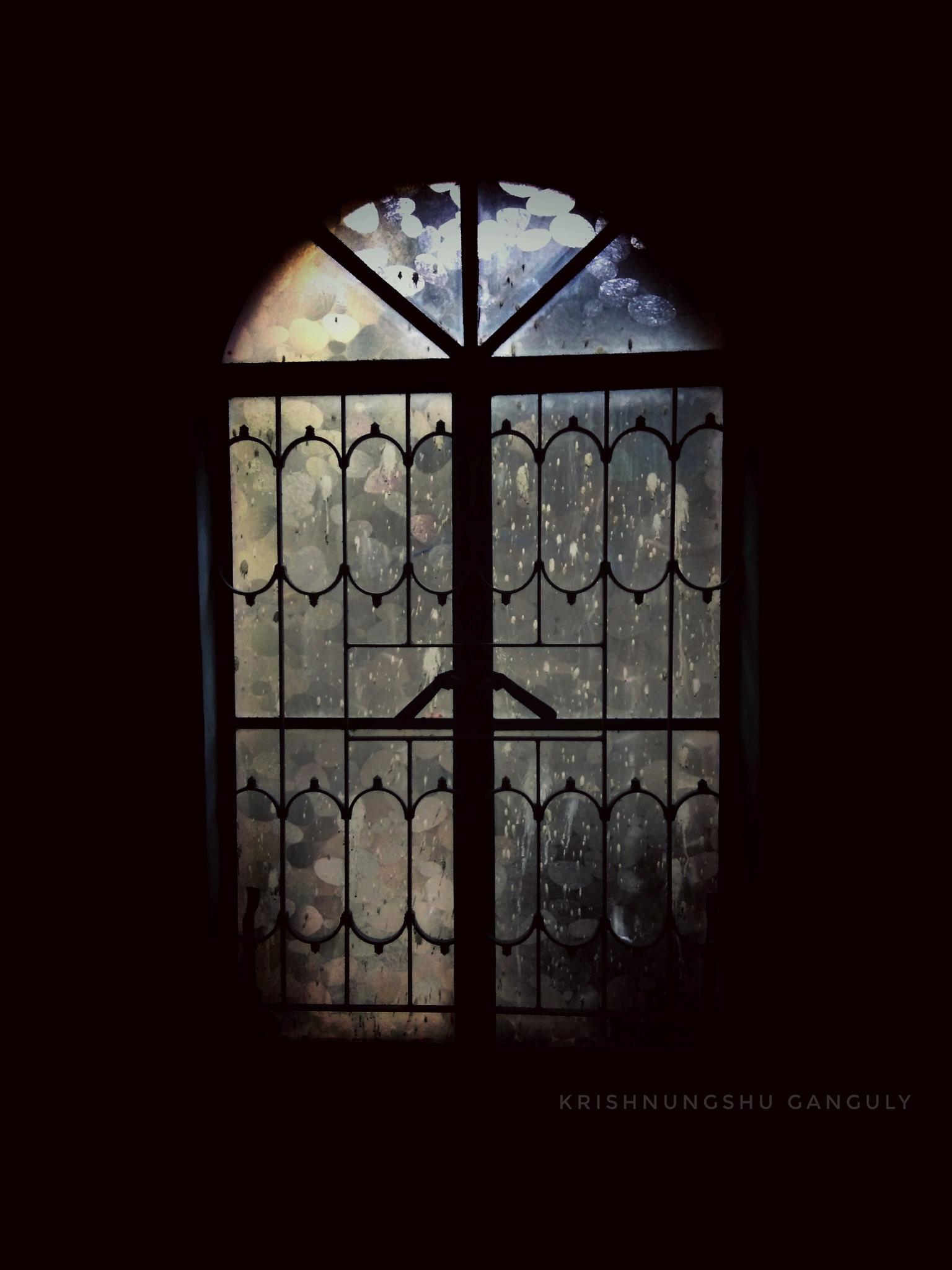 Window to Heaven by Krishnungshu Gangopadhyay