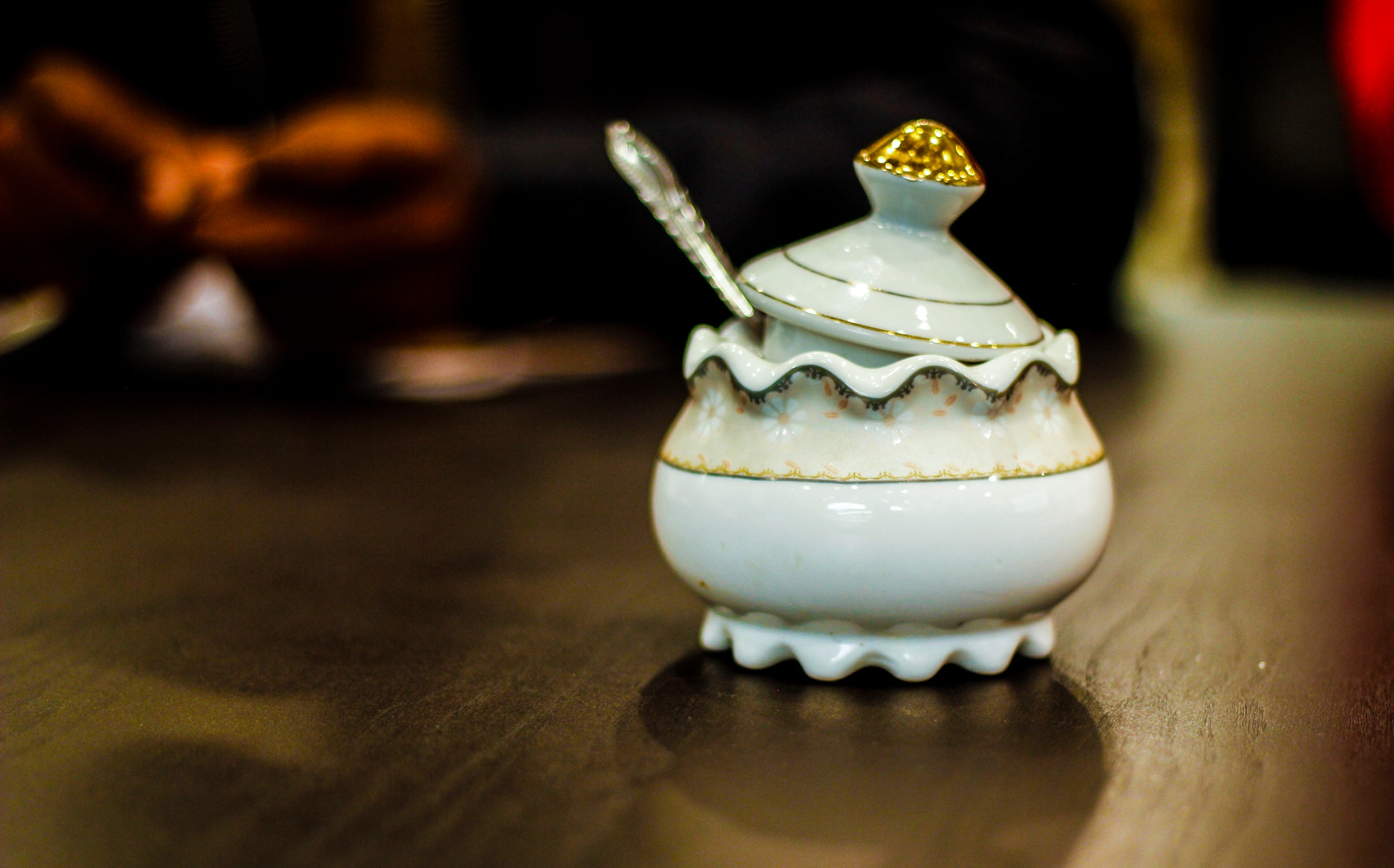 Photo in Random #sugarpot #tea #sugar