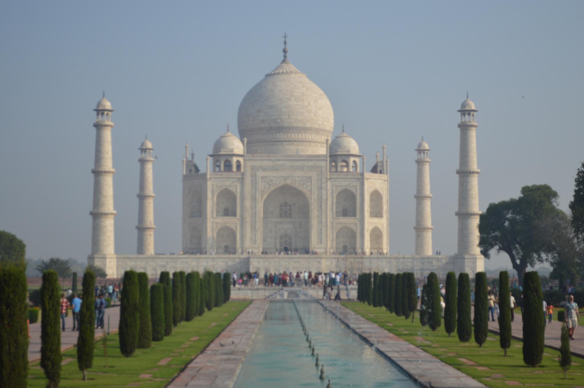 Taj Mahal- Symbol of Love by Jolly Singh