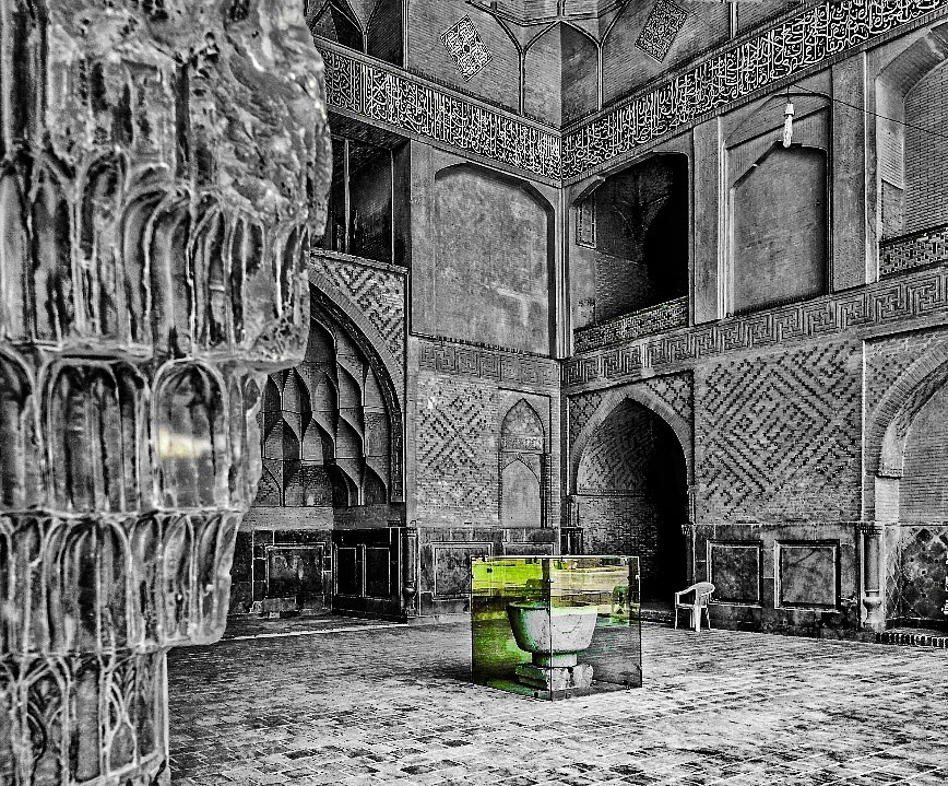 Untitled by Pouya Tavakoli