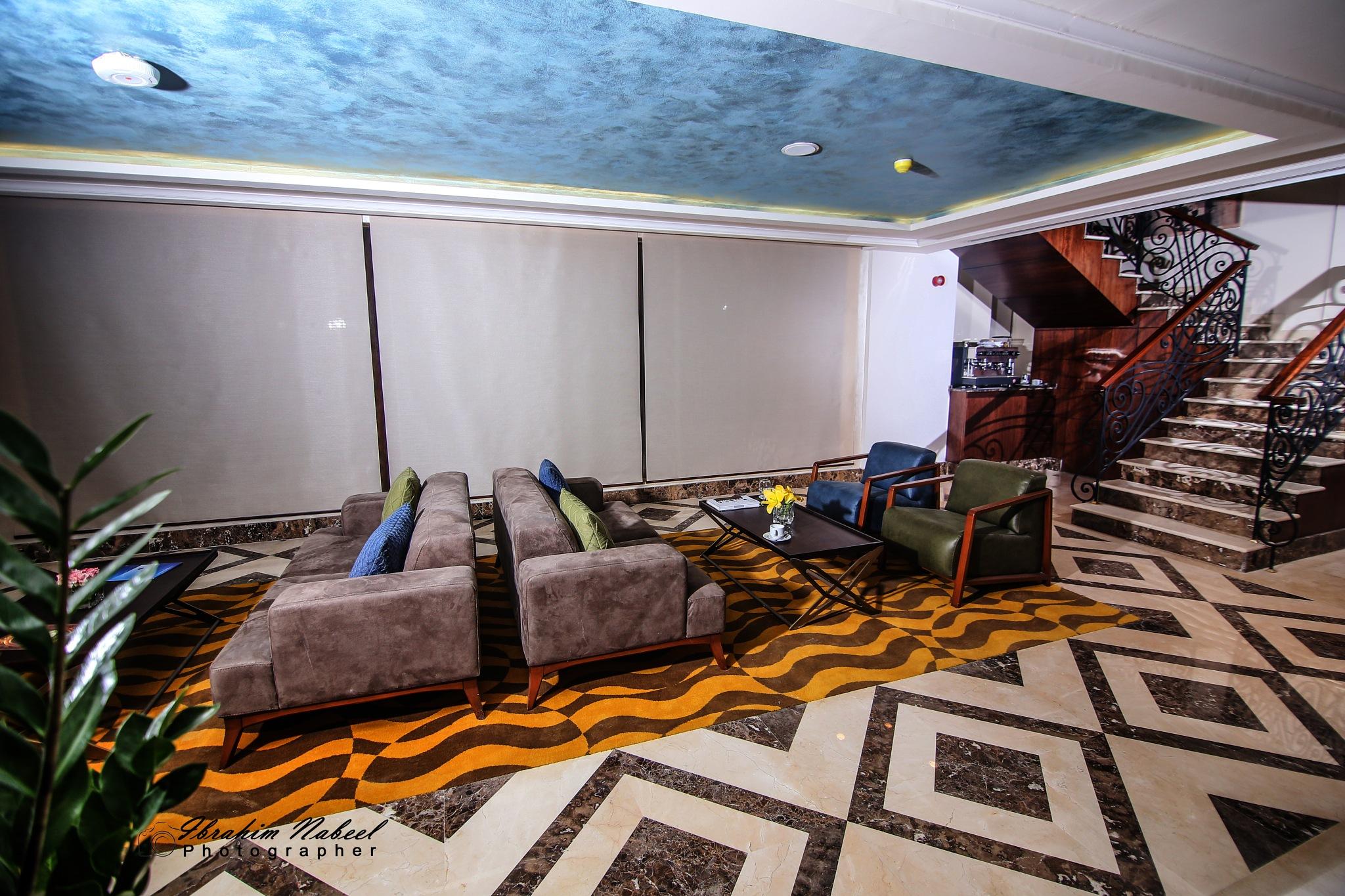Hotel by Ibrahim Nabeel
