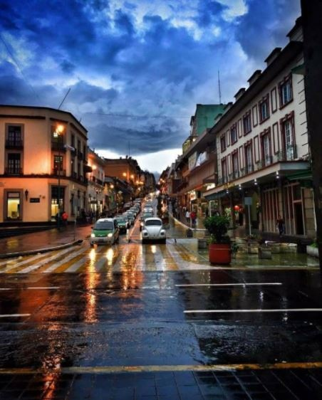 """""""Afternoon Rain in Xalapa"""" by Itzely95"""