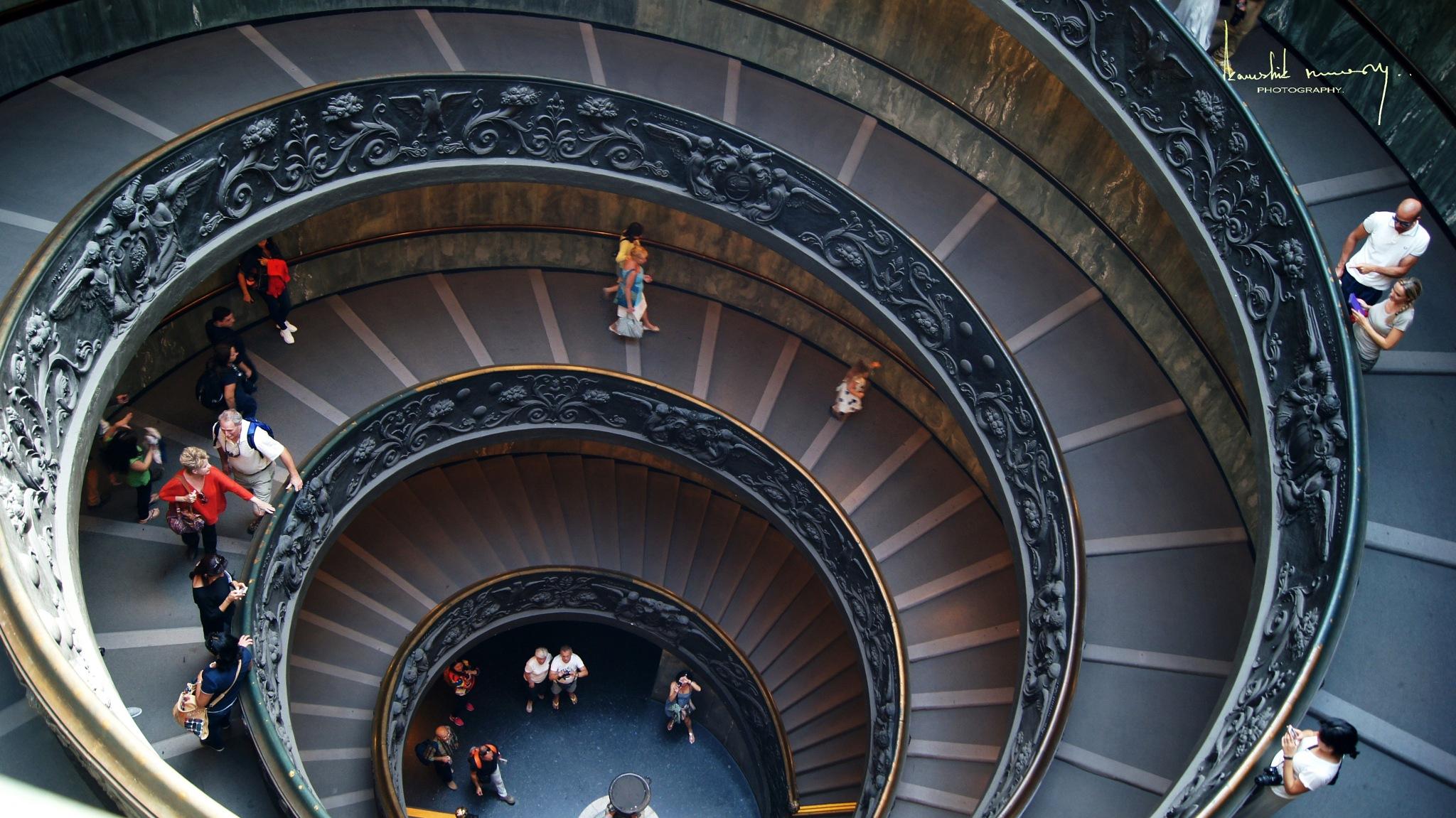 Vatican by Kaushik Nandy