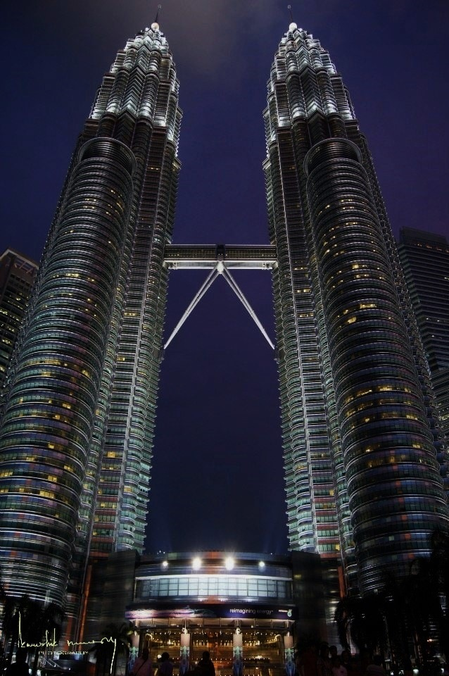 The Petronas by Kaushik Nandy