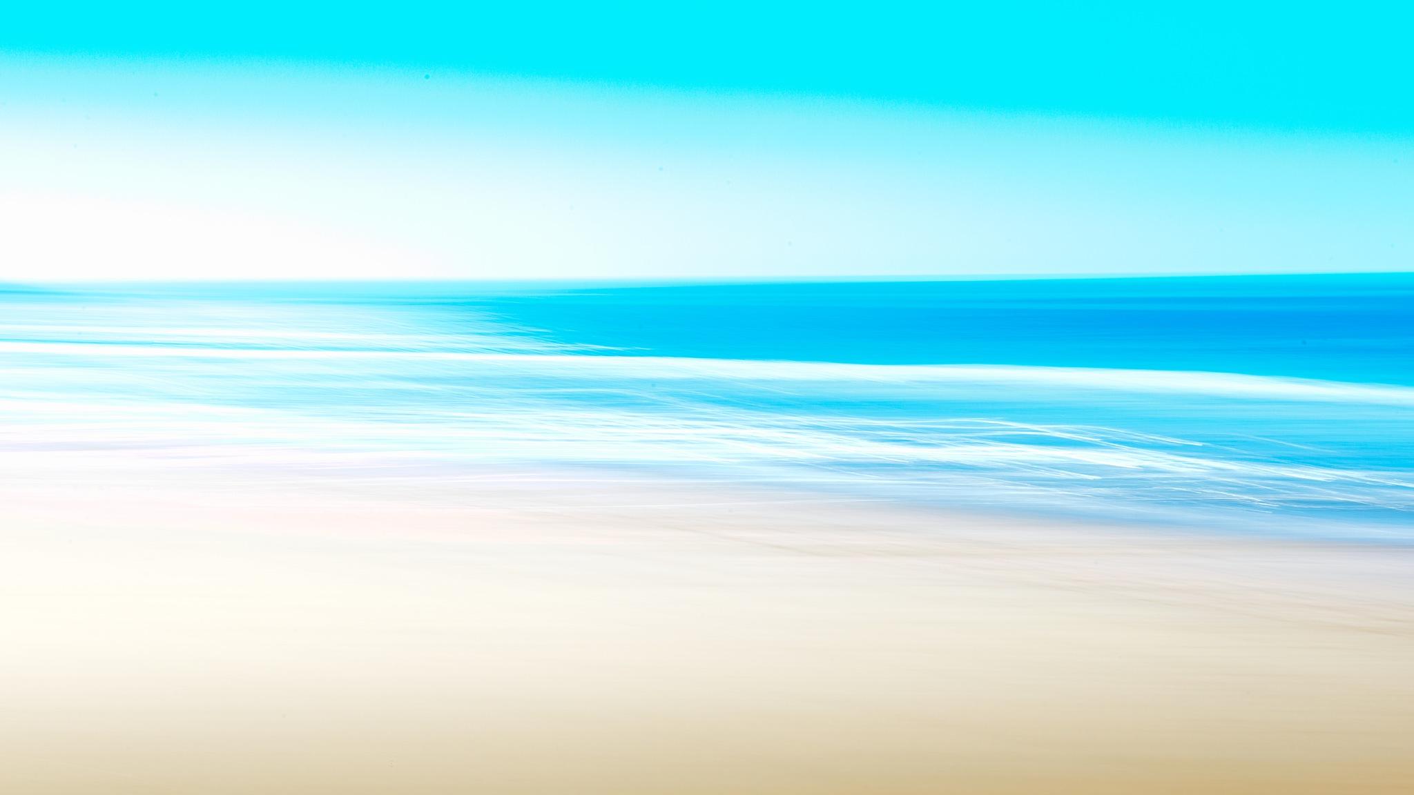 Blue World 3 by Marcel Weichert