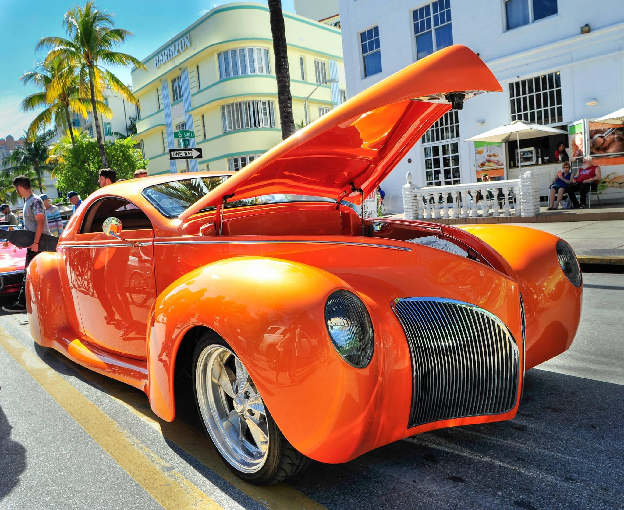 Orange car by Monika Photo Life